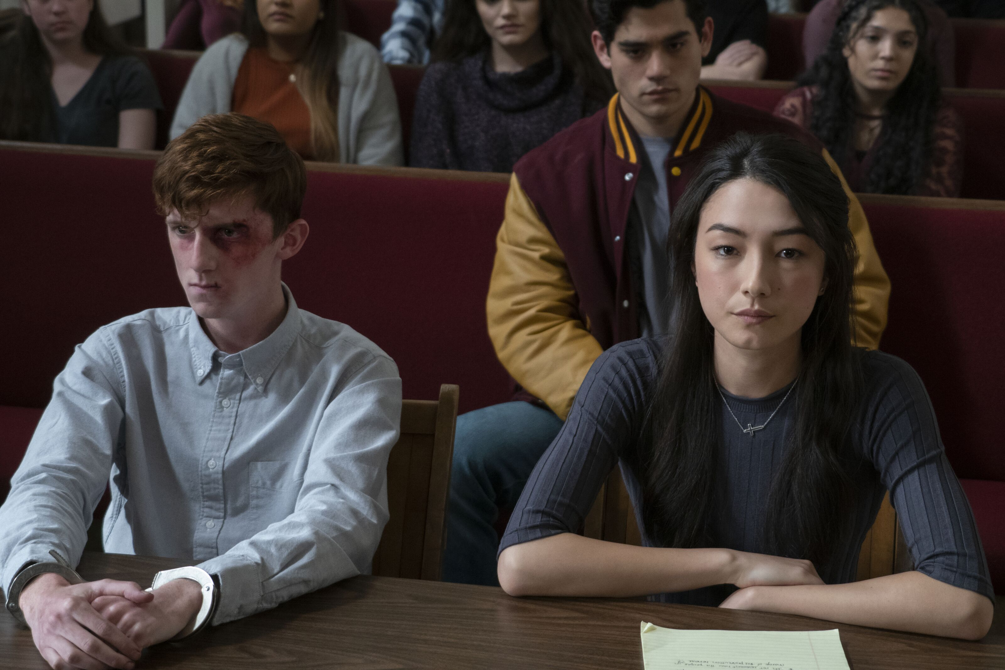 The Society season 1, episode 5 recap: Putting on the Clothes