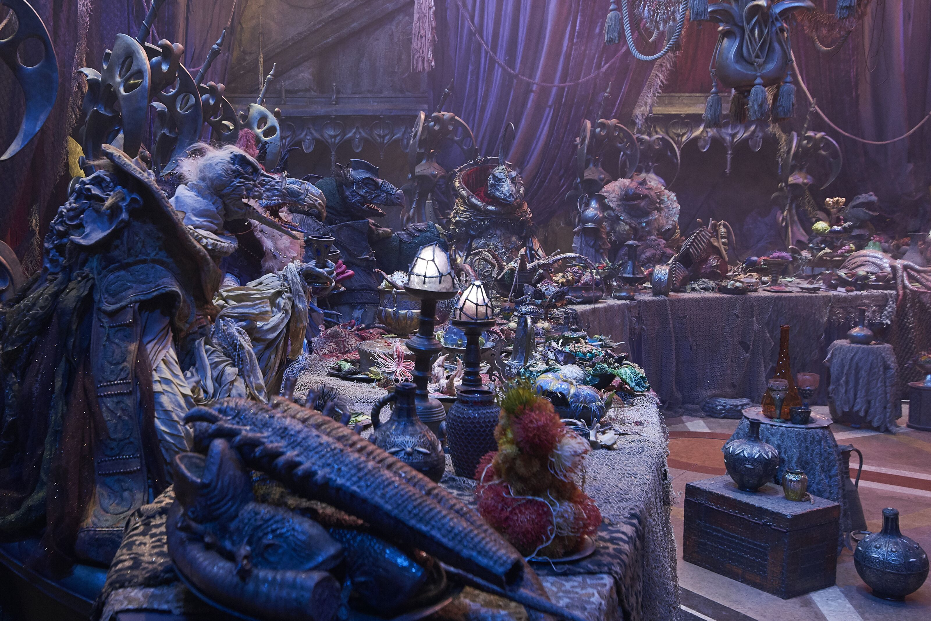 Netflix's release date and first look for The Dark Crystal: Age of Resistance