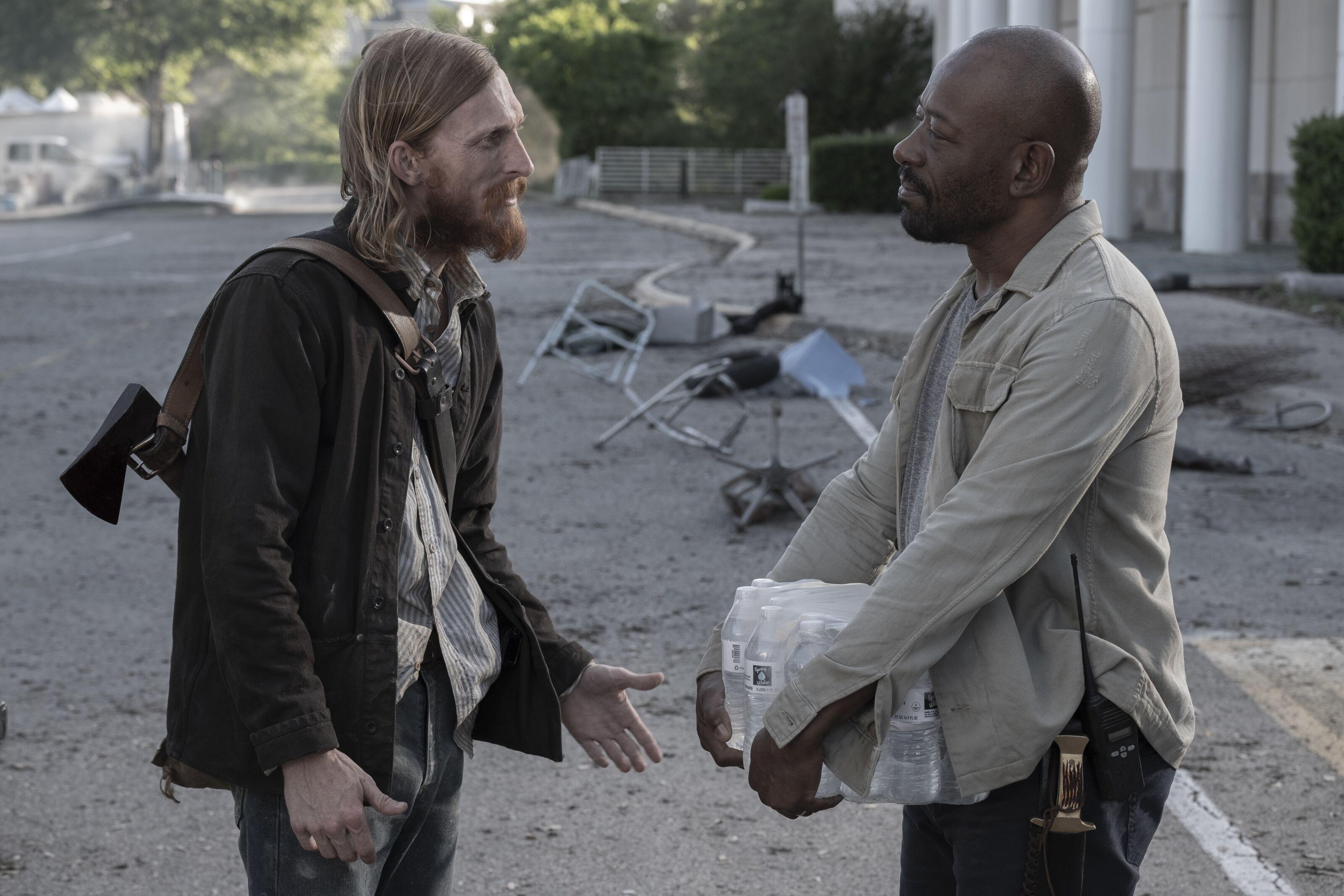 Fear The Walking Dead season 5, episode 10 recap: 210 Words Per Minute