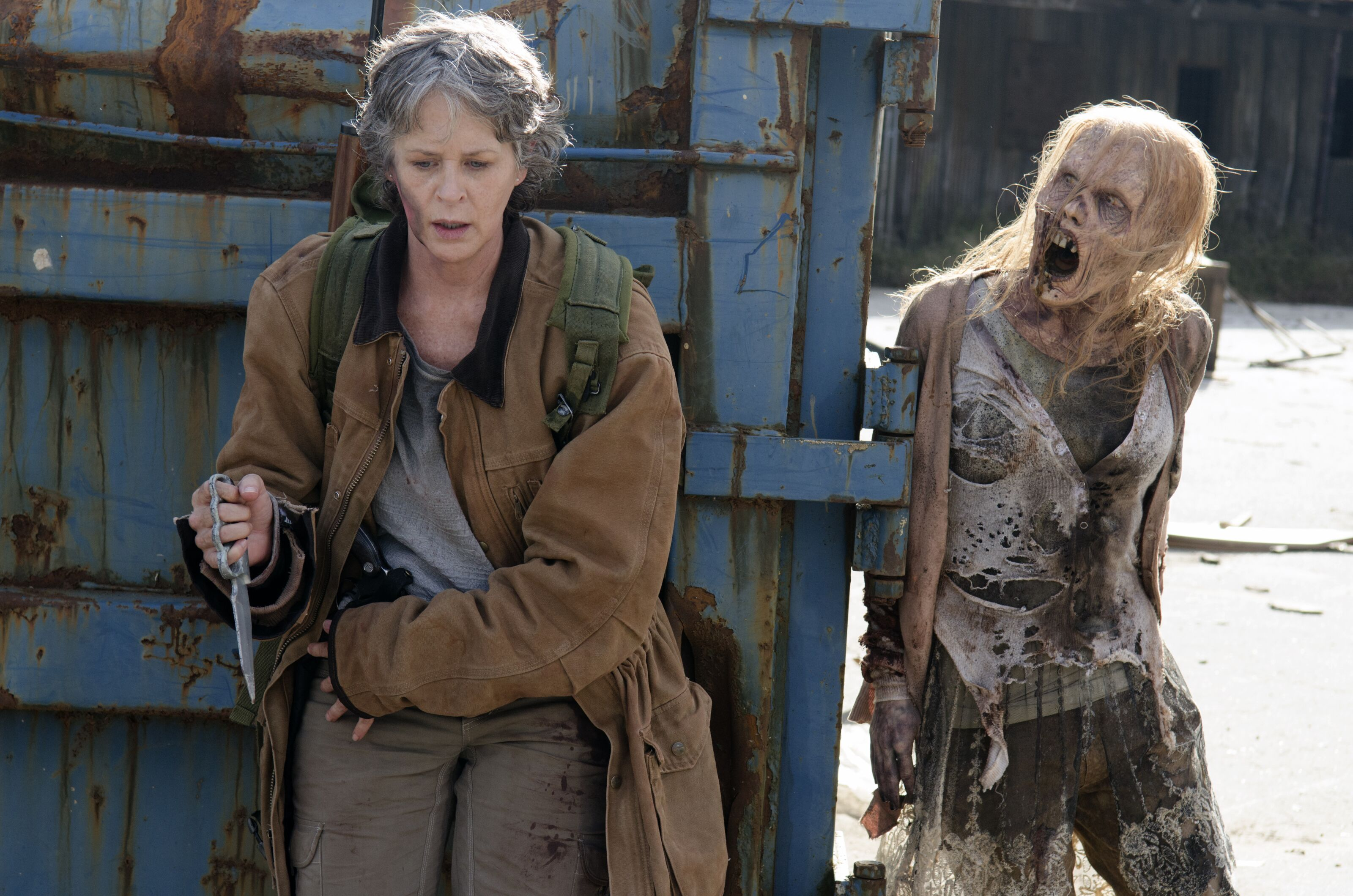 The Walking Dead: AMC officially announces second spinoff
