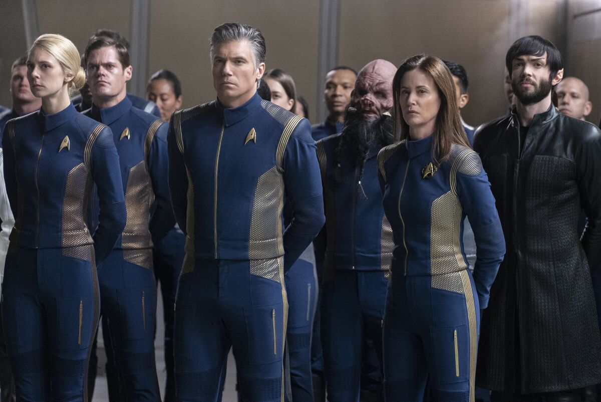 Star Trek: Discovery season 2, episode 10 recap: The Red Angel