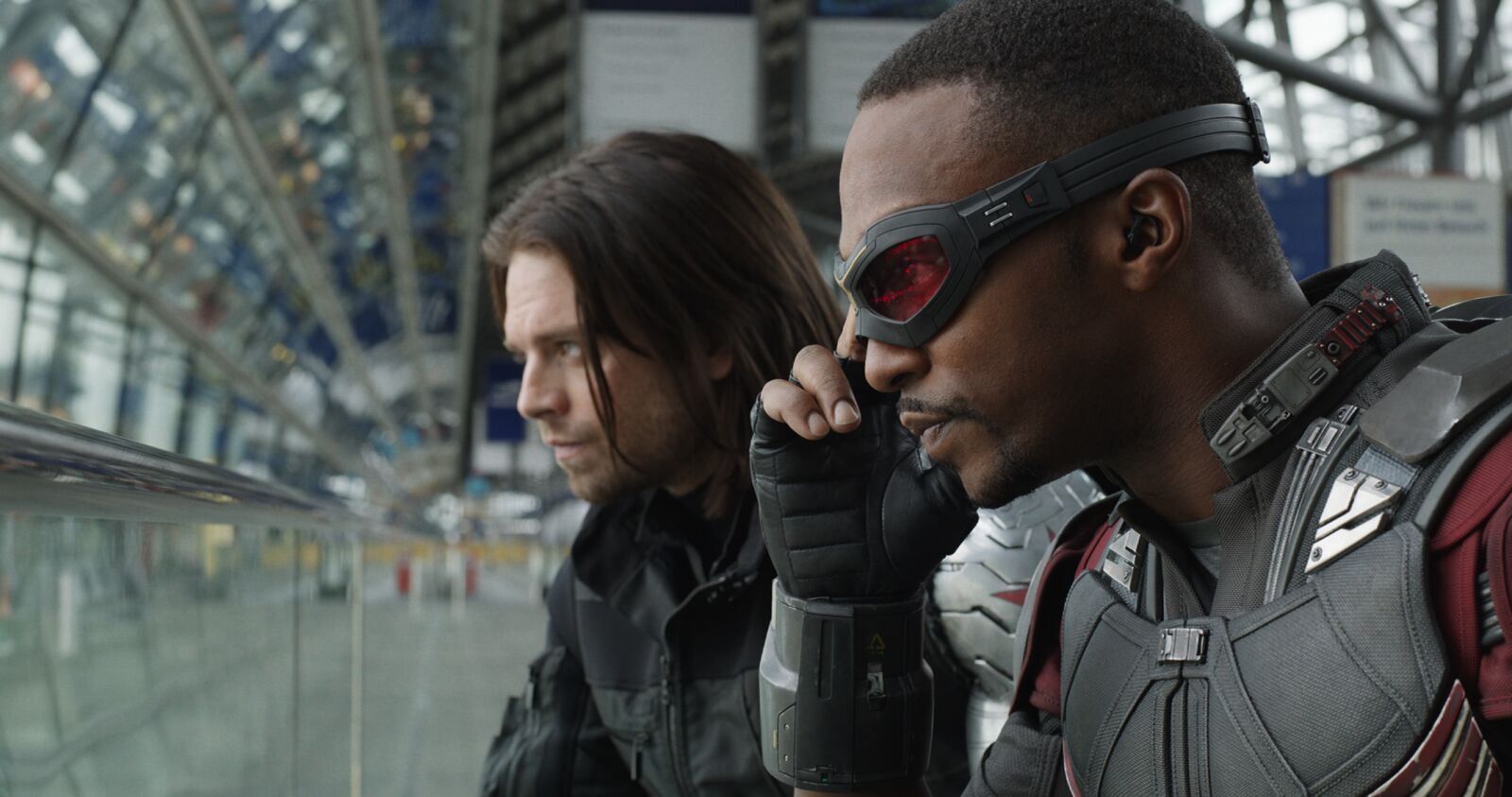 Marvel series Falcon and Winter Soldier gets director; will air in 2020