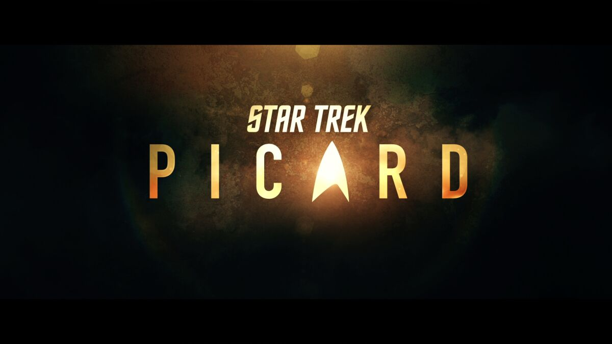 Star Trek: New Picard show title and logo revealed