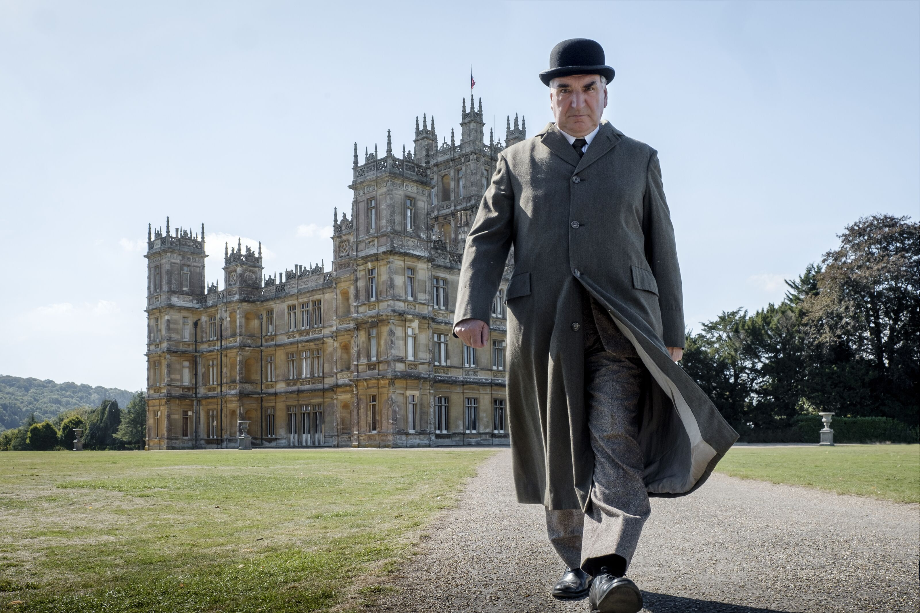 Julian Fellowes to work on film sequel for Downton Abbey–soonish