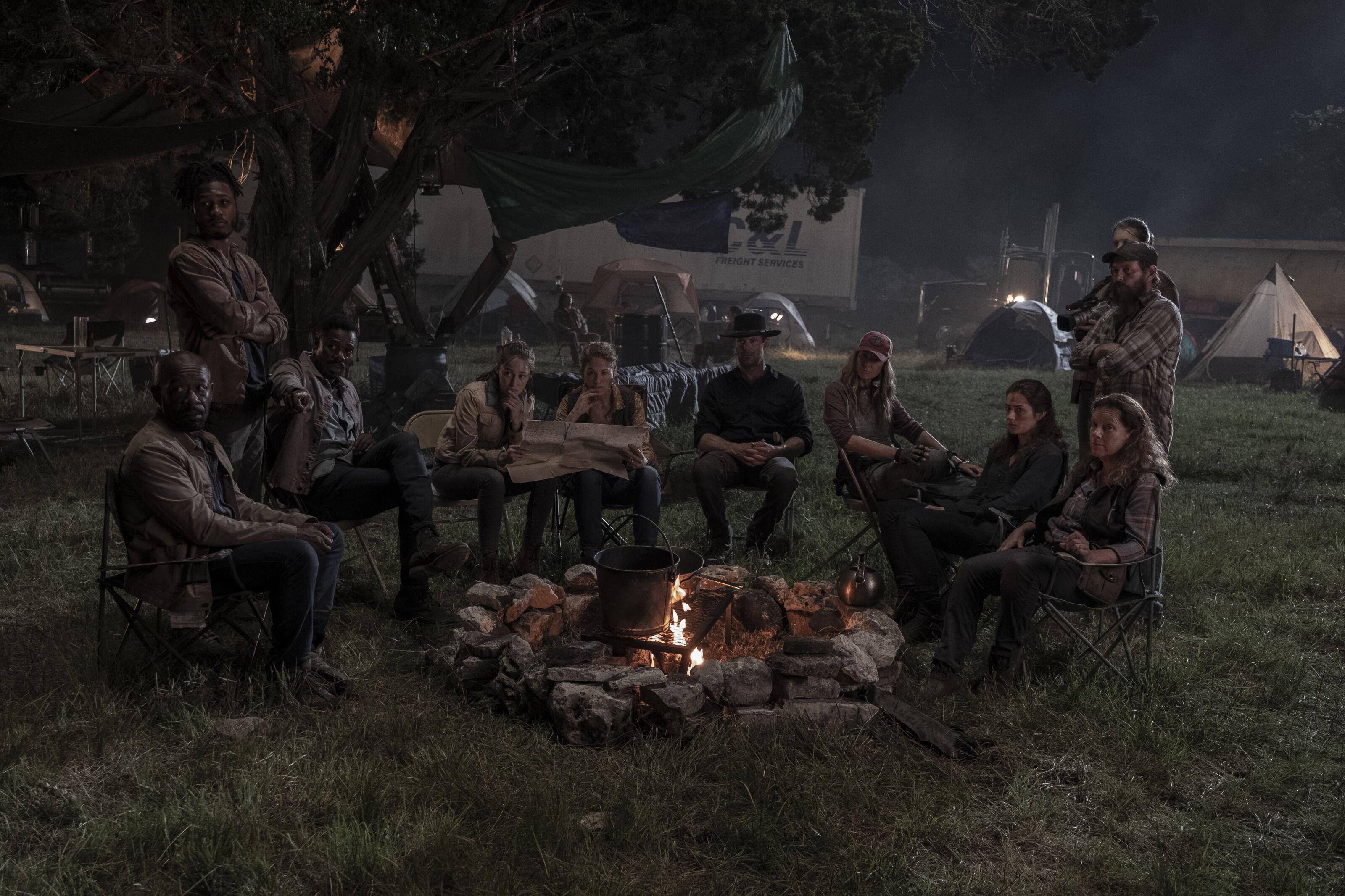 Fear The Walking Dead season 5, episode 15 recap: Channel 5