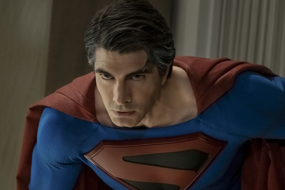 Brandon Routh might be getting his own Superman limited series