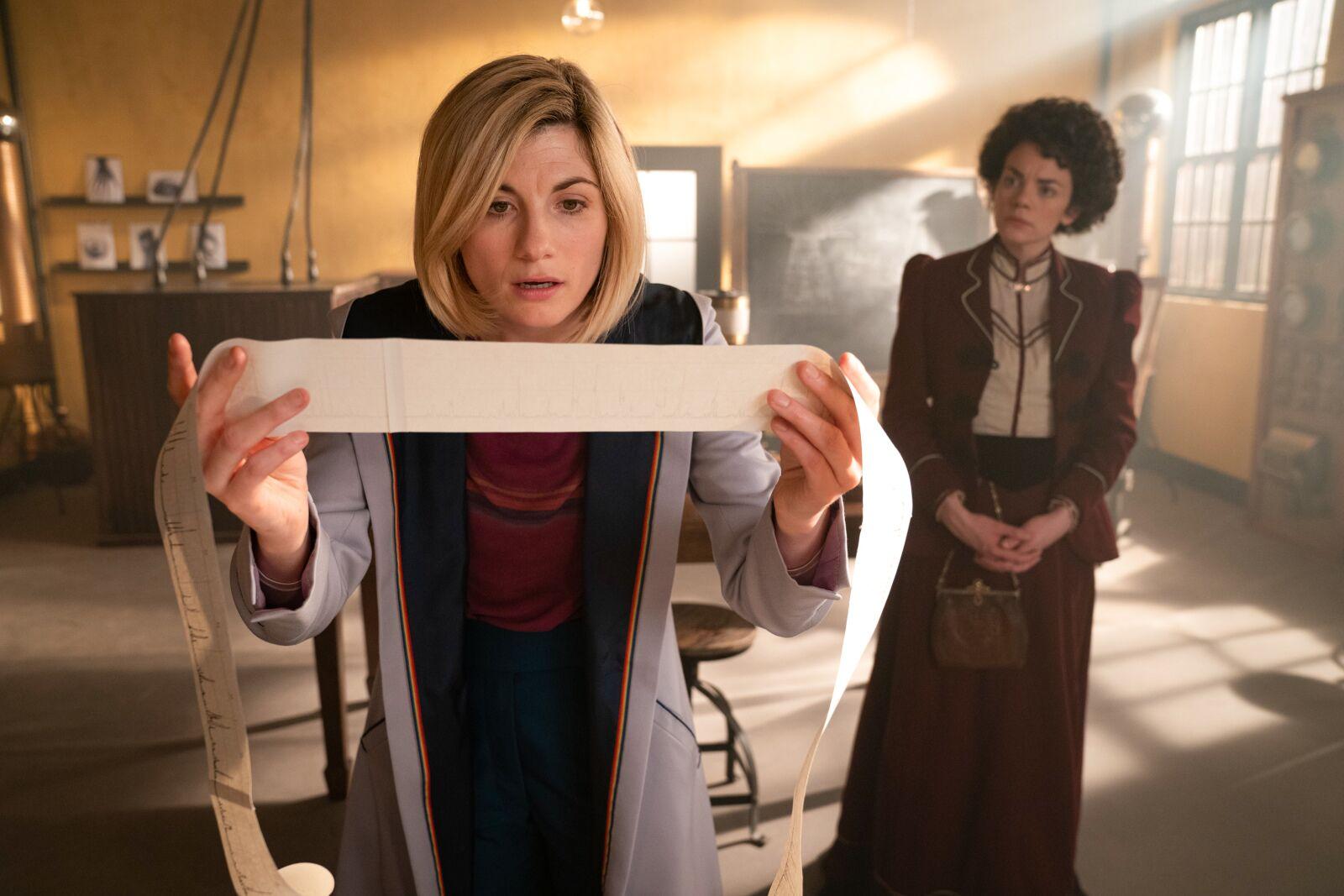 Doctor Who season 12, episode 4 recap: Nikola Tesla's Night of Terror