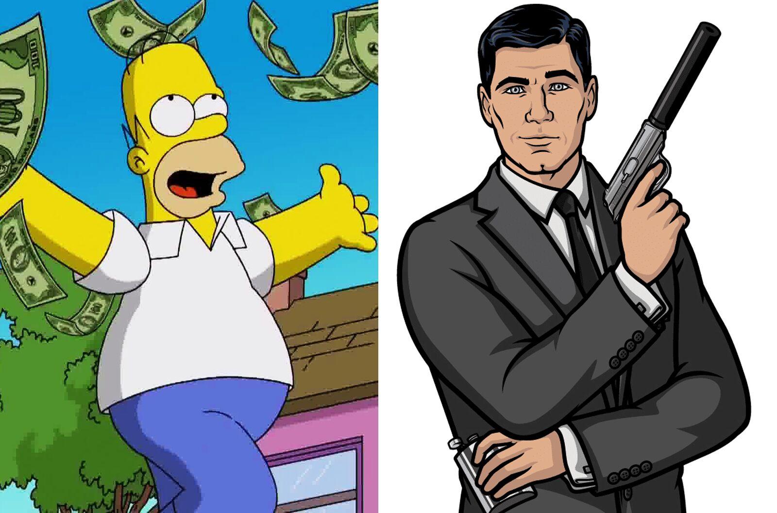 Best Cartoons