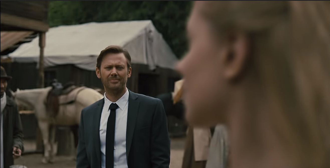 Young William As Featured In HBOs Westworld Season 2 Preview Following The Premiere On 4 22 2018