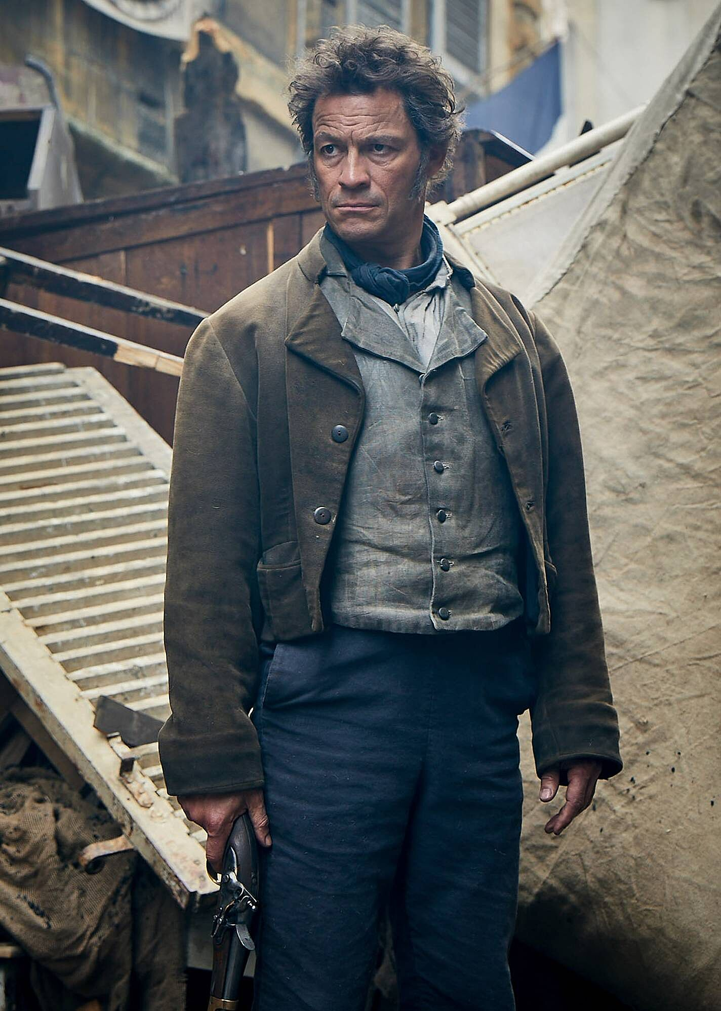 Les Miserables adaptation to hit the small screen on