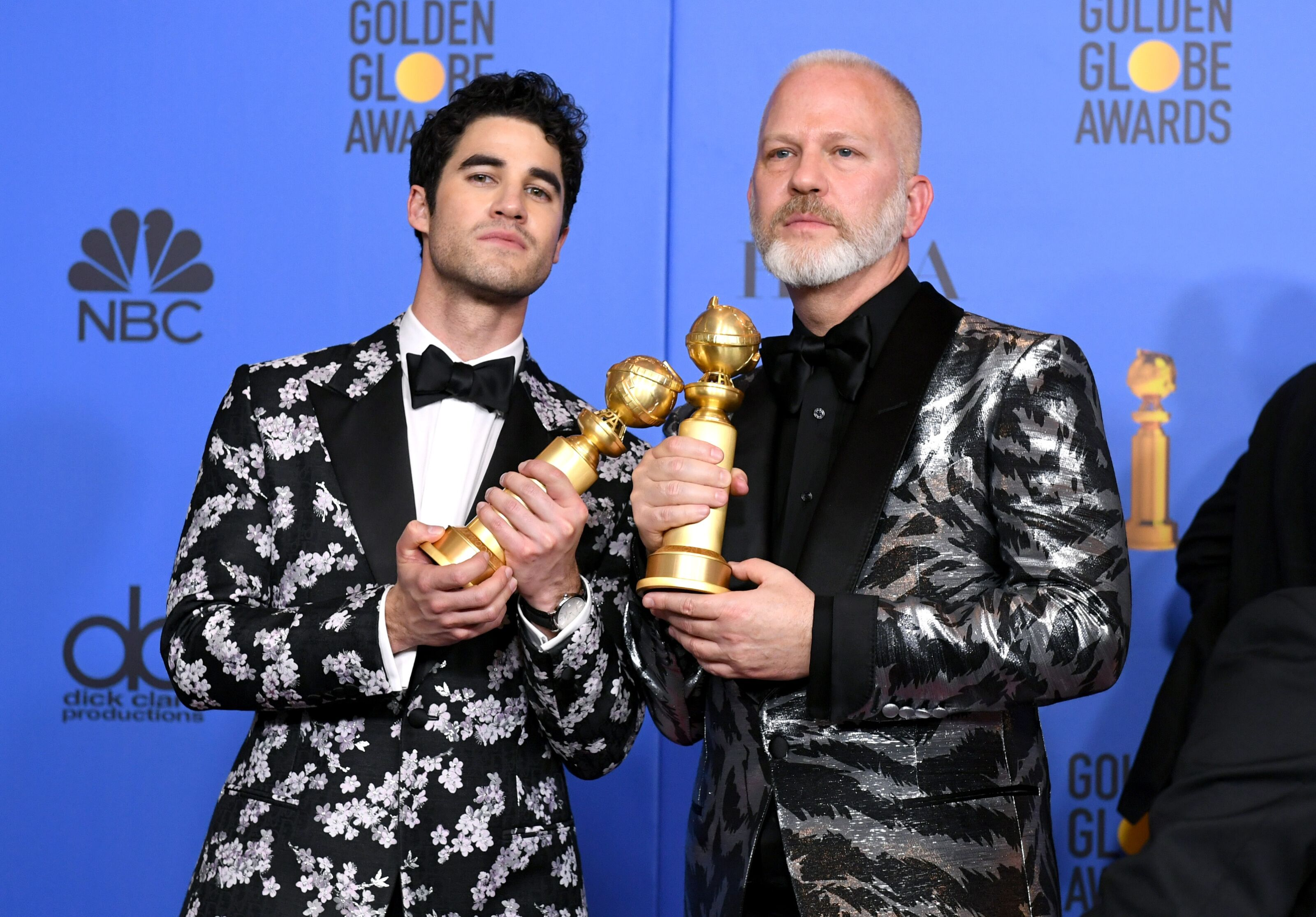 Darren Criss to star and executive produce in Ryan Murphy's Hollywood