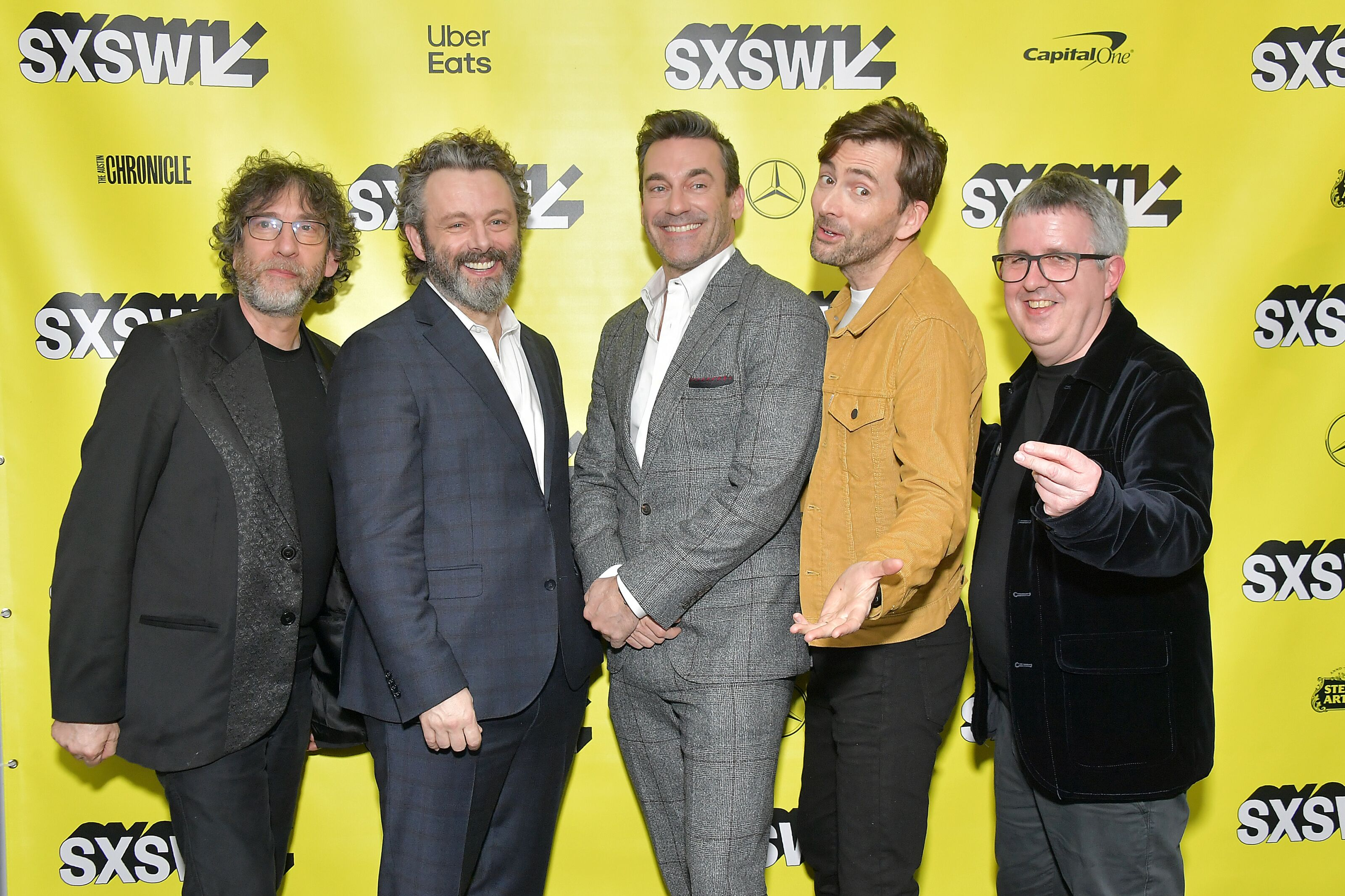 Gaiman responds to blundered petition to cancel Amazon's Good Omens