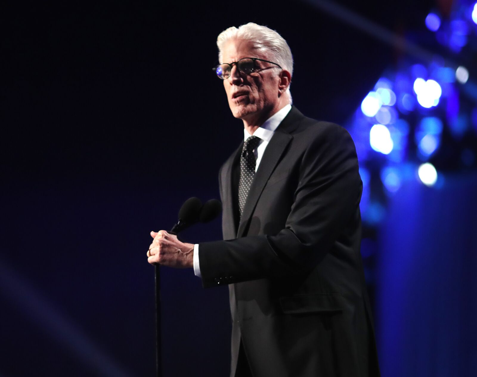 Ted Danson will star in Tina Fey comedy series on NBC