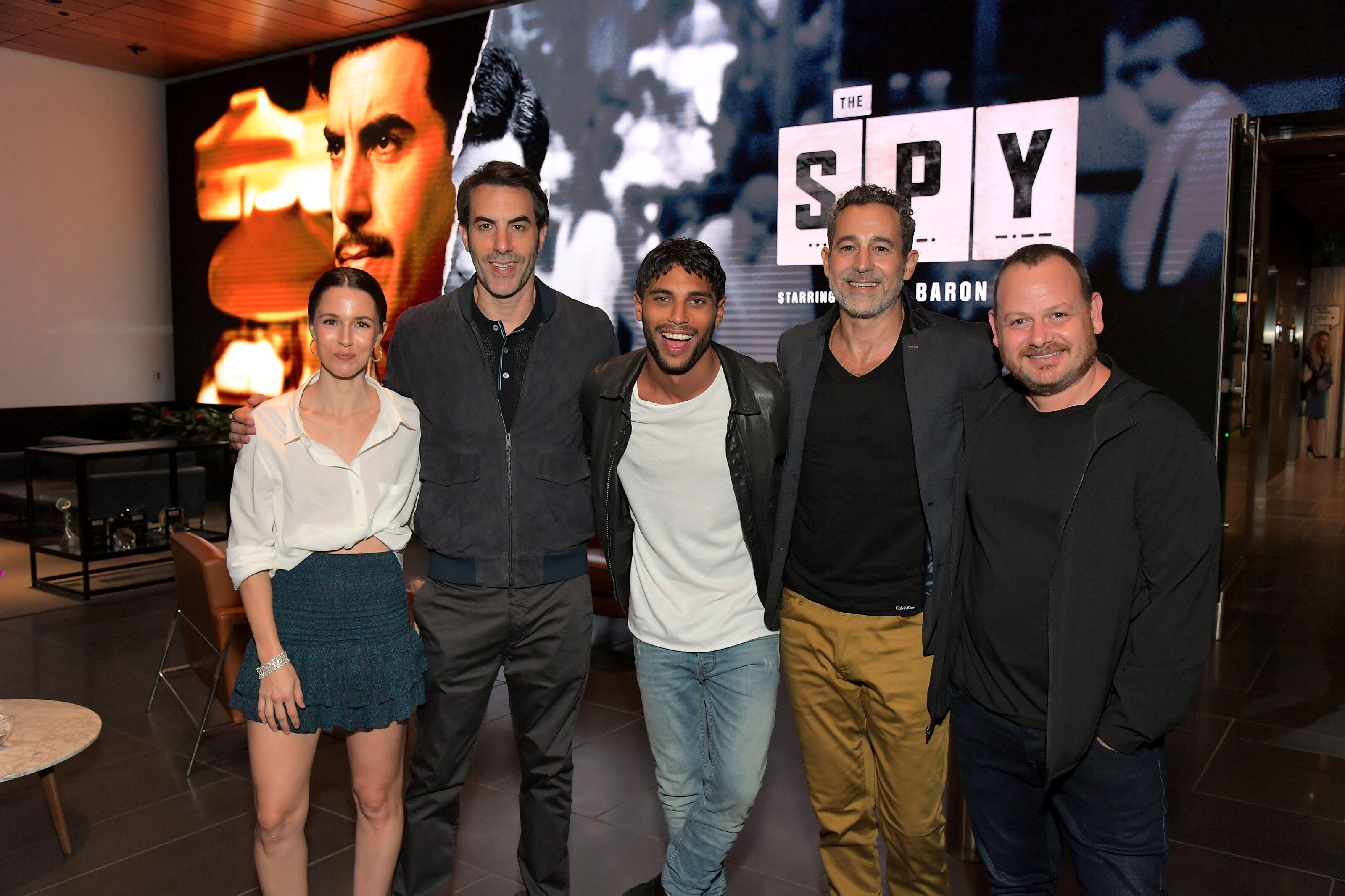 Netflix's The Spy series premiere recap: The Immigrant