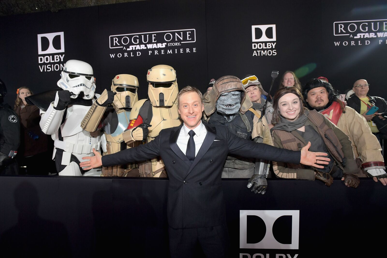 Alan Tudyk joins Disney+ live-action Star Wars series