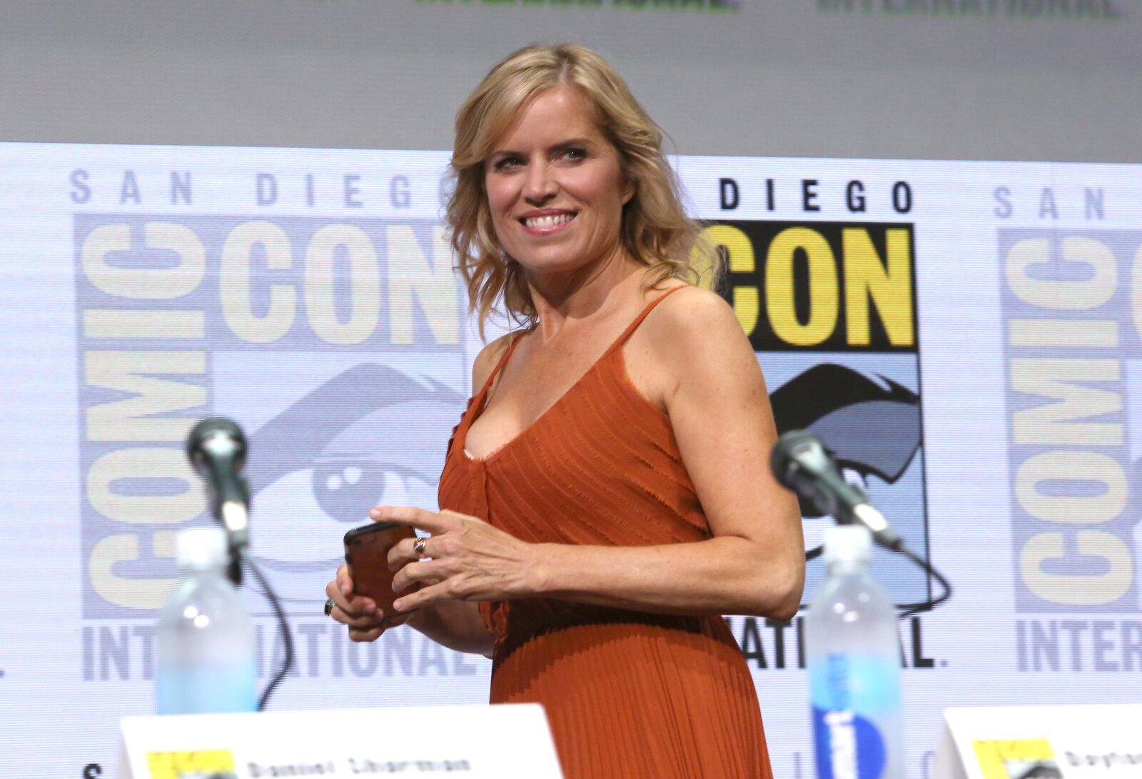 Kim Dickens to star in USA's anthology series Briarpatch