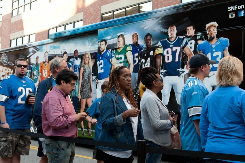 4th Annual Taste Of The Lions At Ford Field
