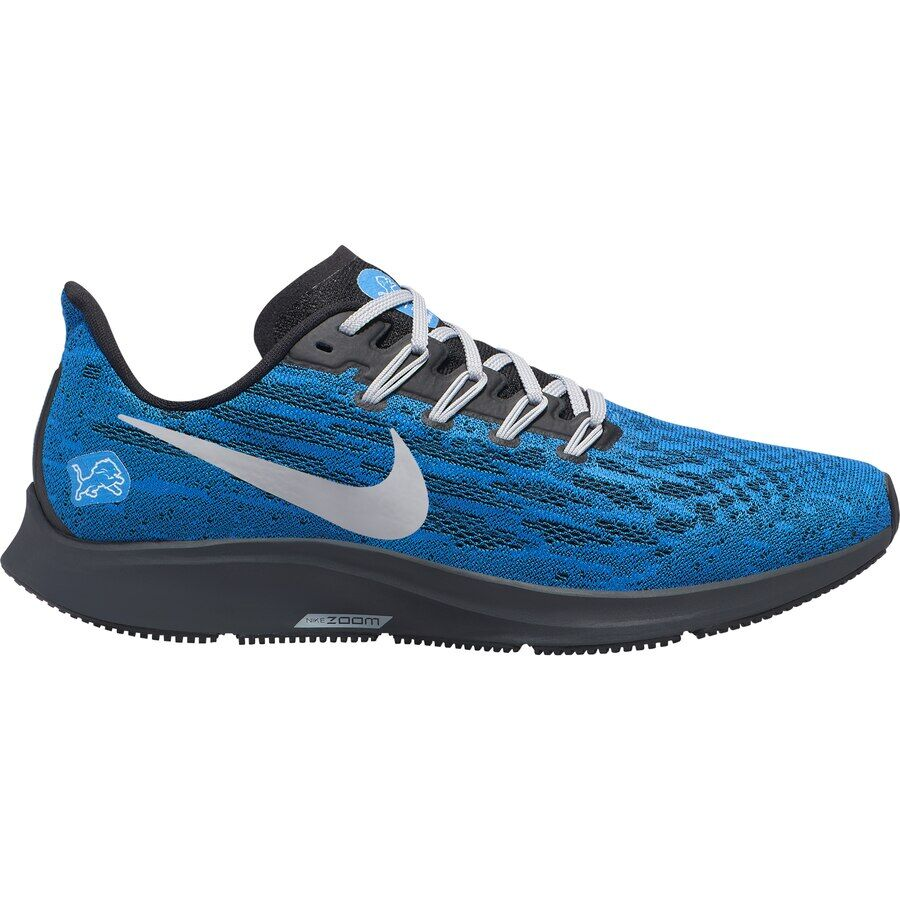 Get your Detroit Lions Nike Air Zooms now