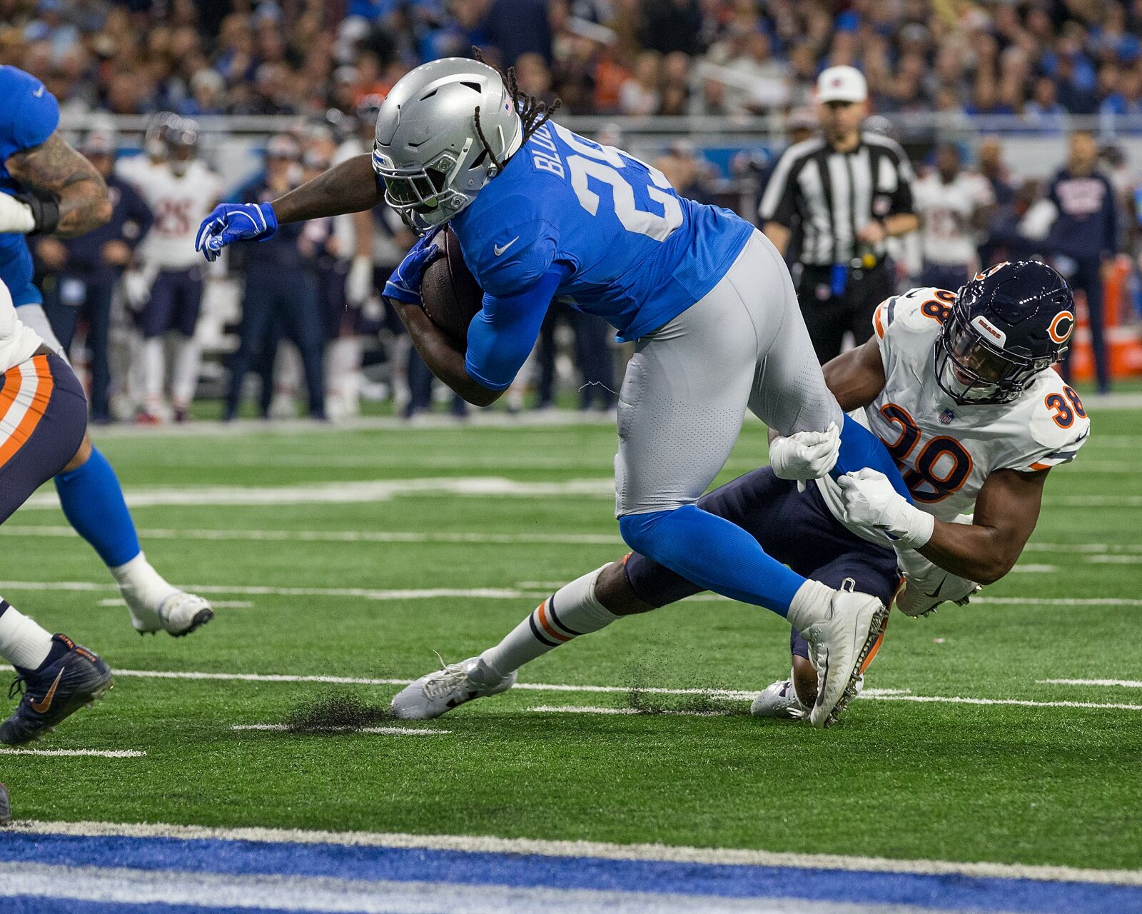 b7548c4f552 Detroit Lions: Is it one and done for LeGarrette Blount?