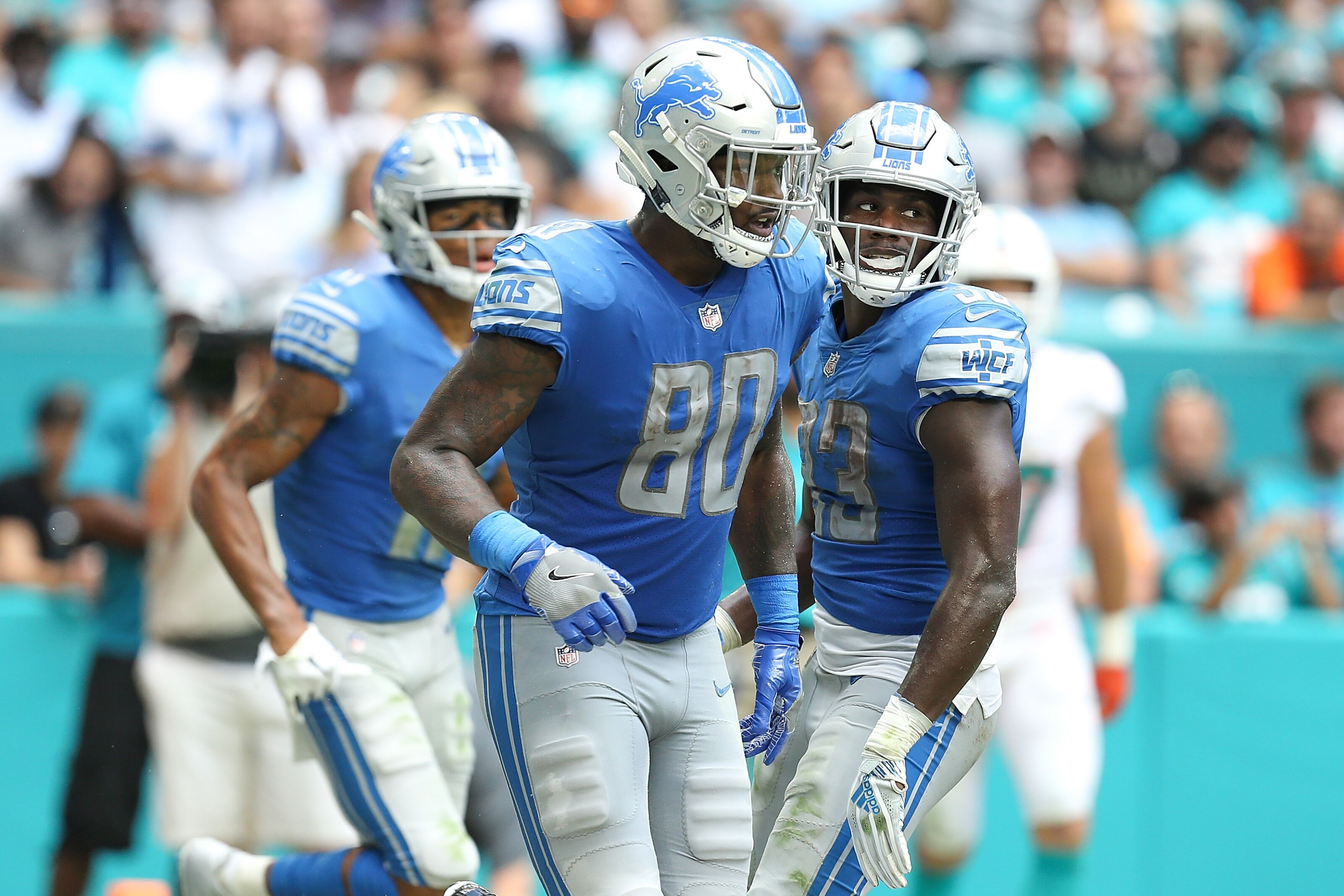 Detroit Lions: Michael Roberts trade falls through, waived anyway