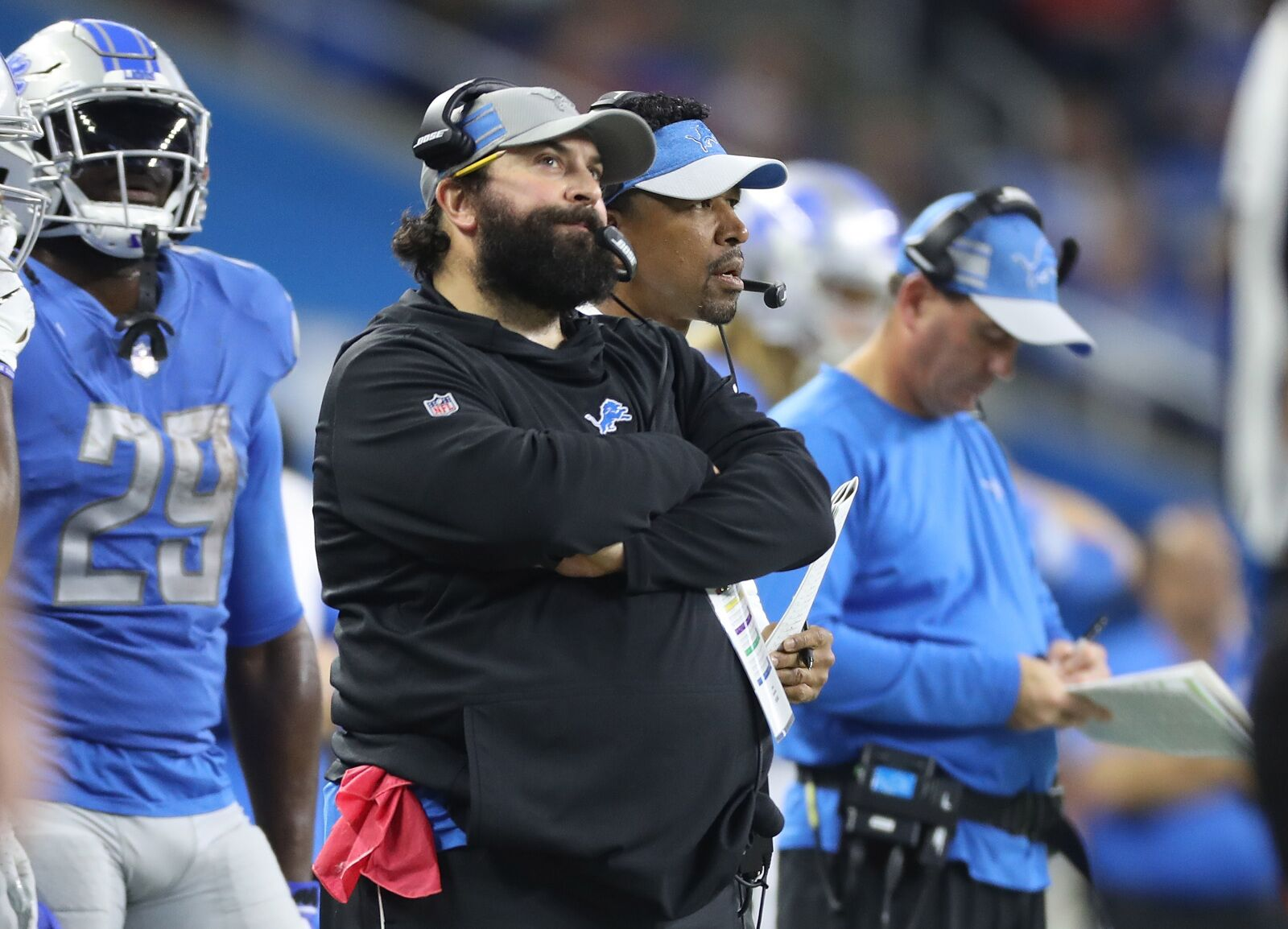 For the Detroit Lions the more tight ends, the merrier