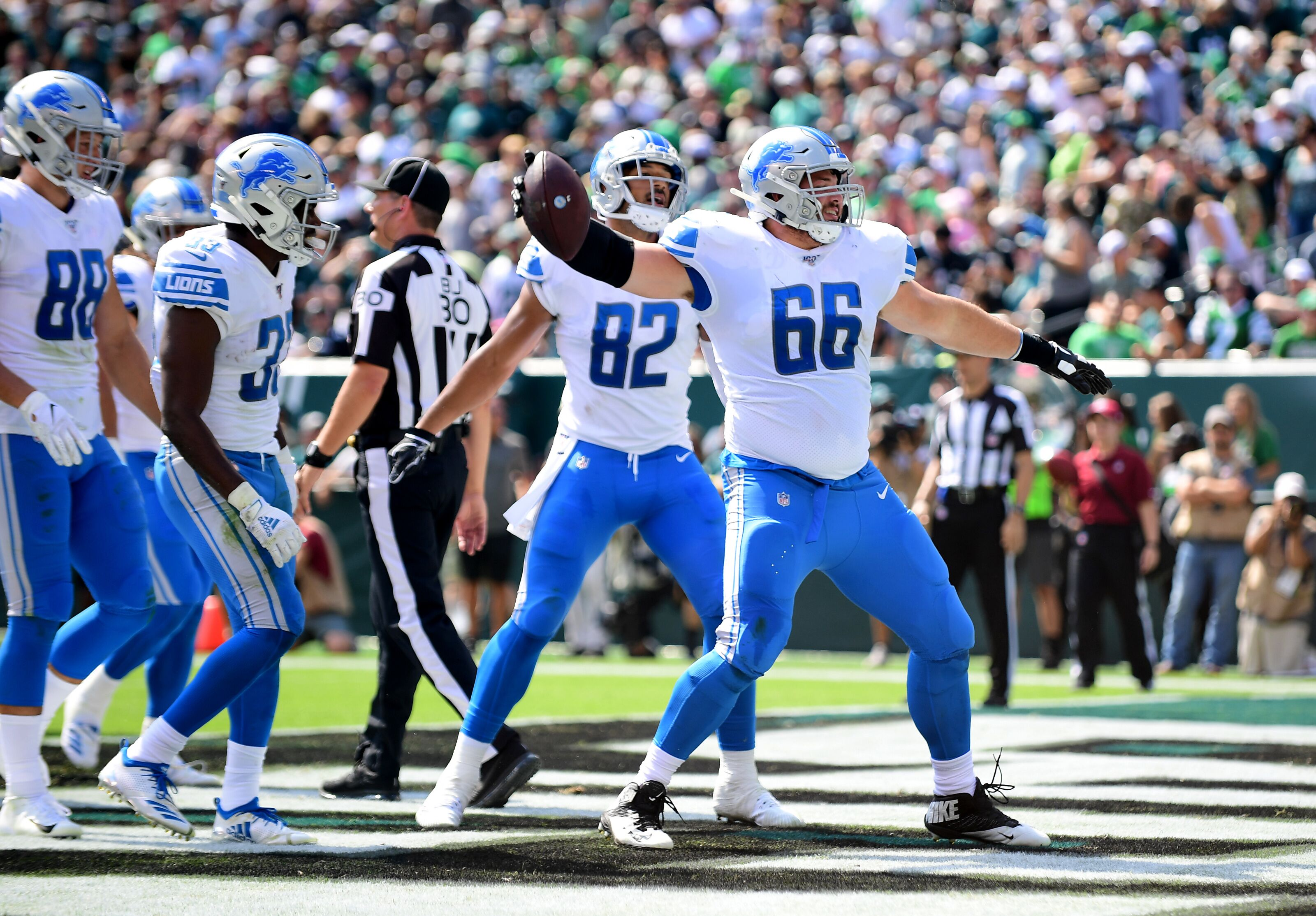 Two Detroit Lions players primed to make a big leap in 2020