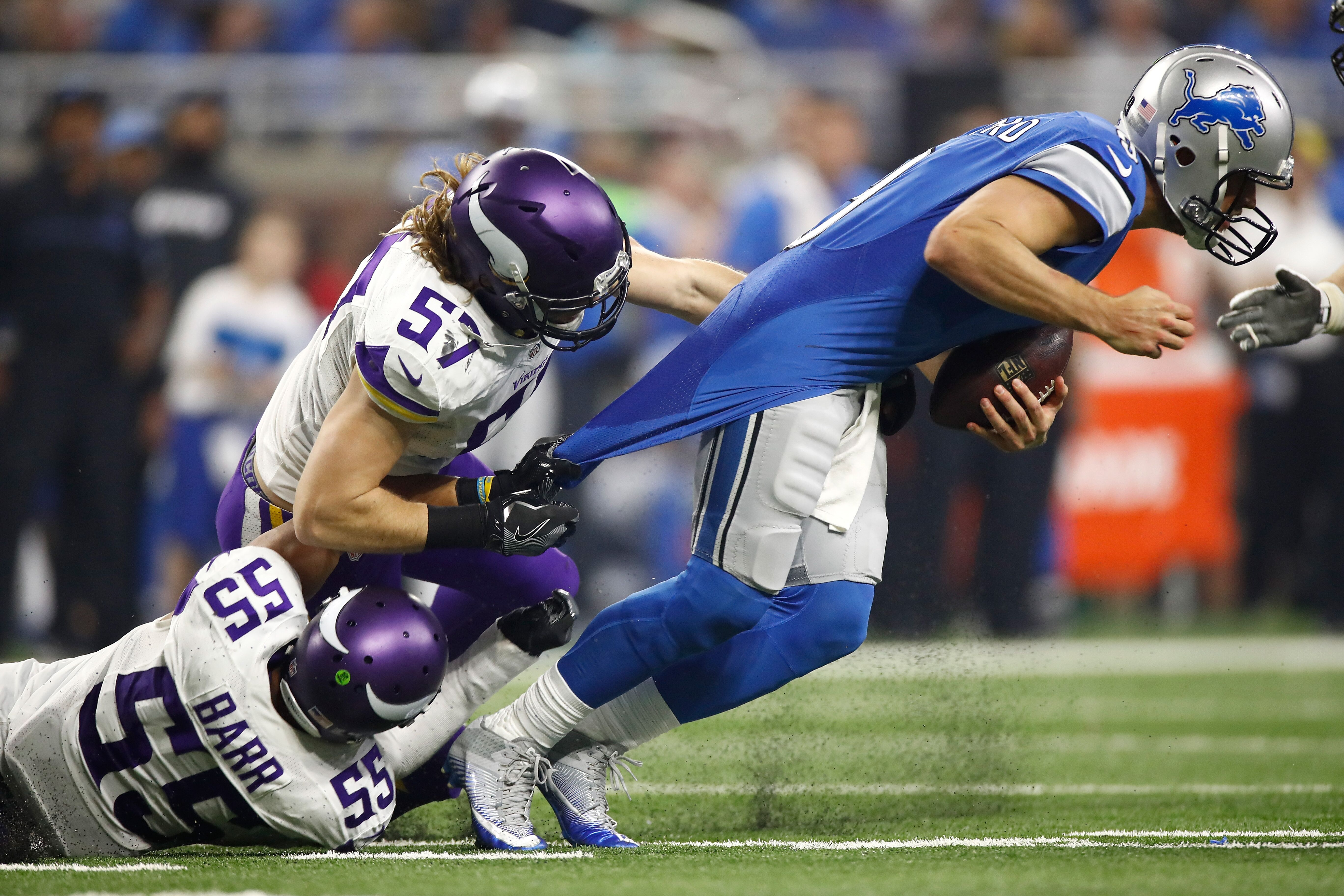 Will The Detroit Lions Bounce Back Against The Minnesota
