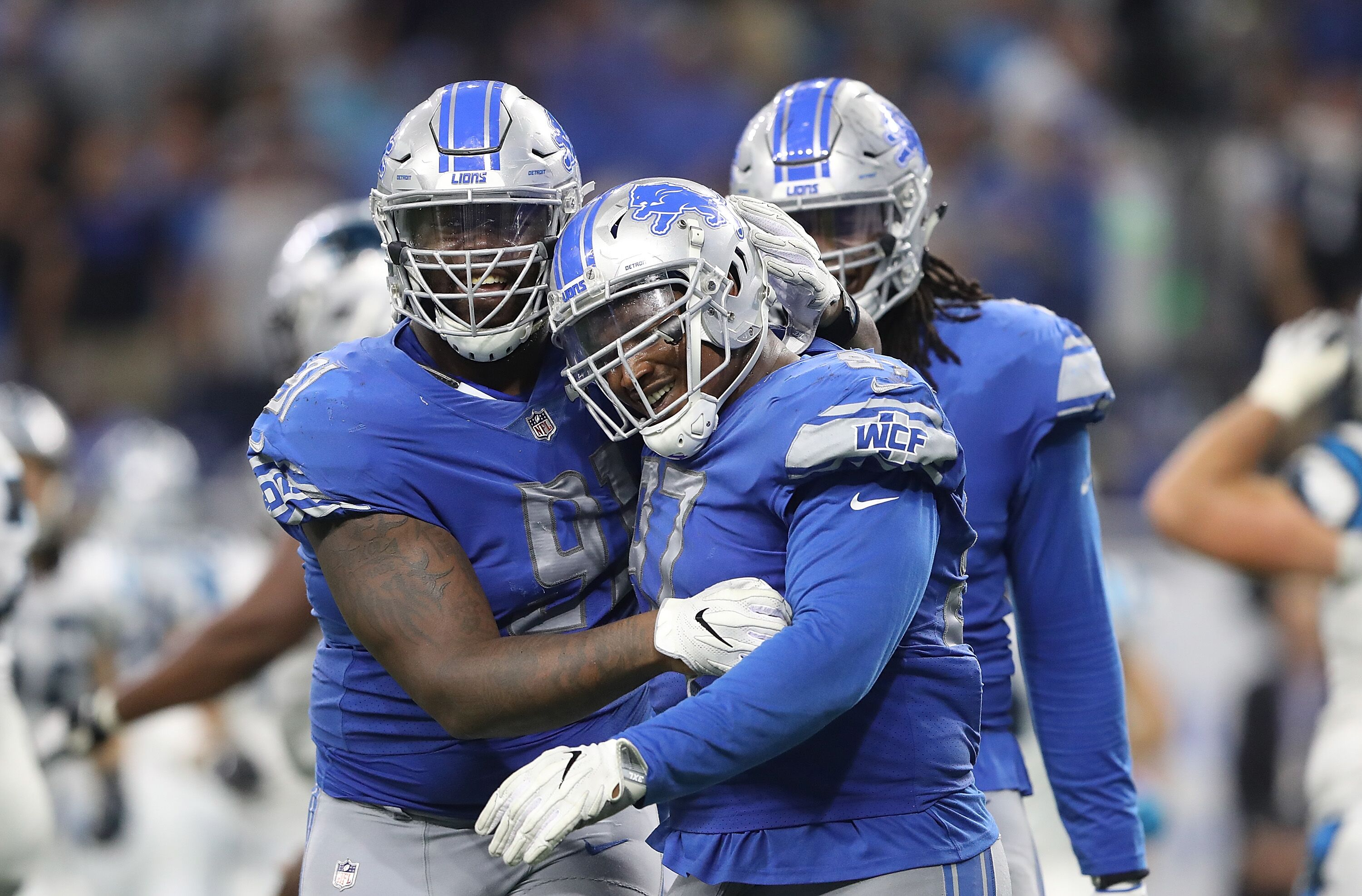 the reasons why fans should be optimistic about the future of the detroit lions Ndamukong suh has lions fans feeling optimistic after a season in which he won the defensive rookie of the year award and the lions won their last four games but you'd be hard-pressed to find.