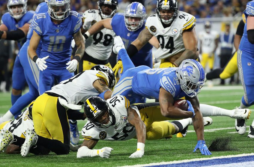 Detroit Lions Road To Respectability Starts In Green Bay