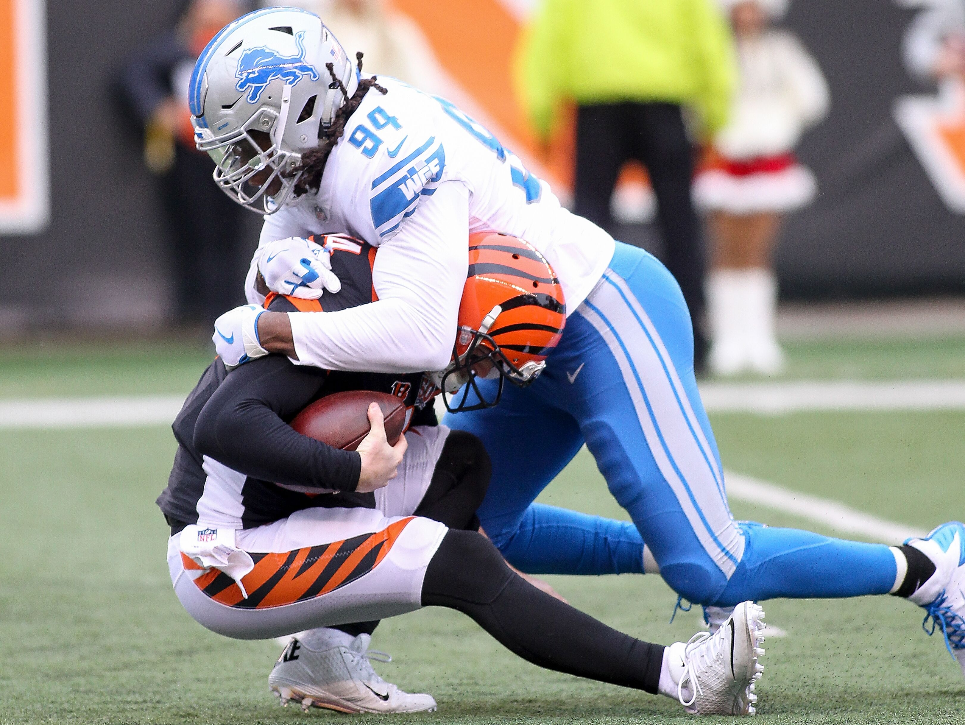 9e3fc250 Detroit Lions: Is it time to move on from Ziggy Ansah?