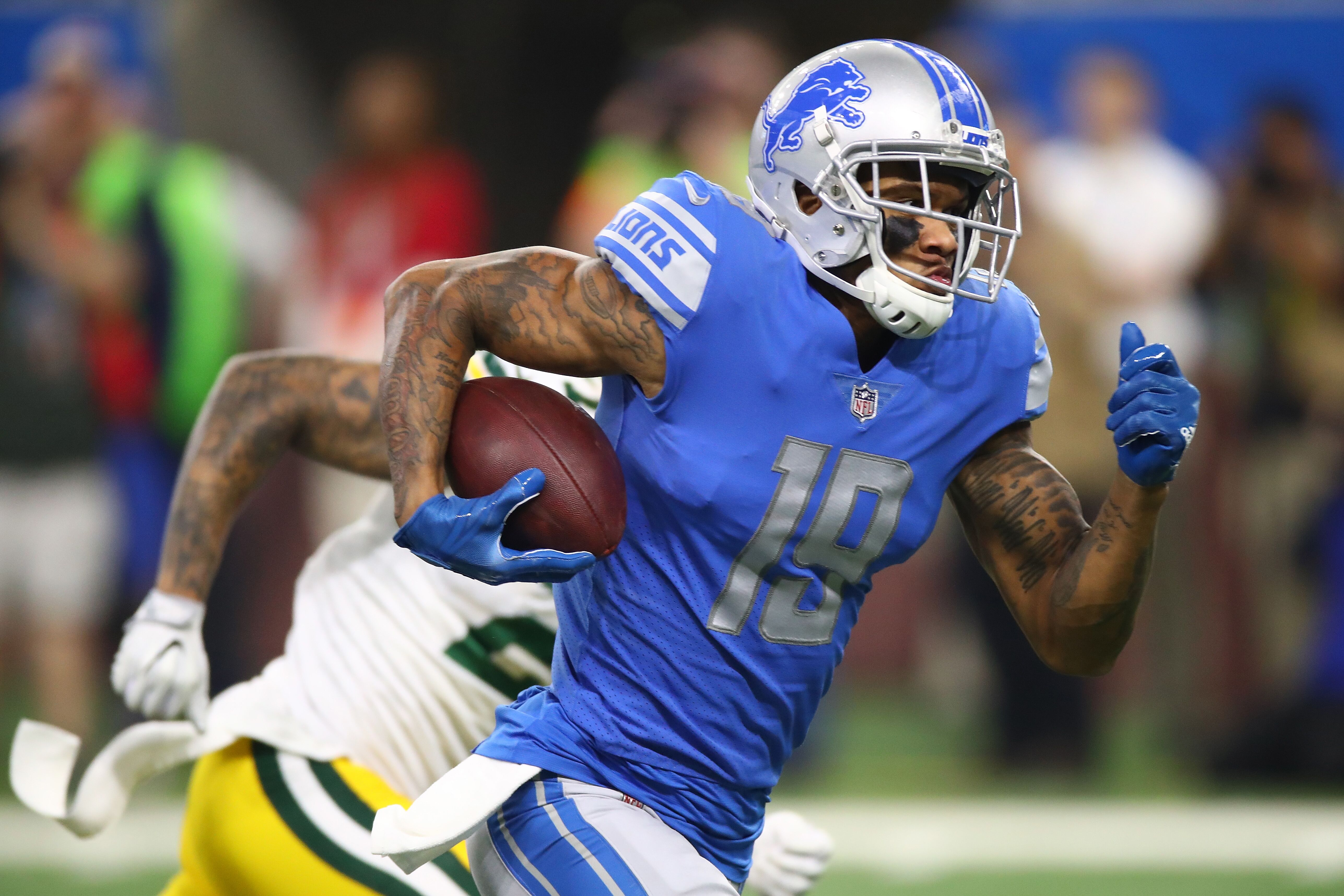new product 0cb7c 2f03c Detroit Lions: What to expect from Kenny Golladay in Year Two