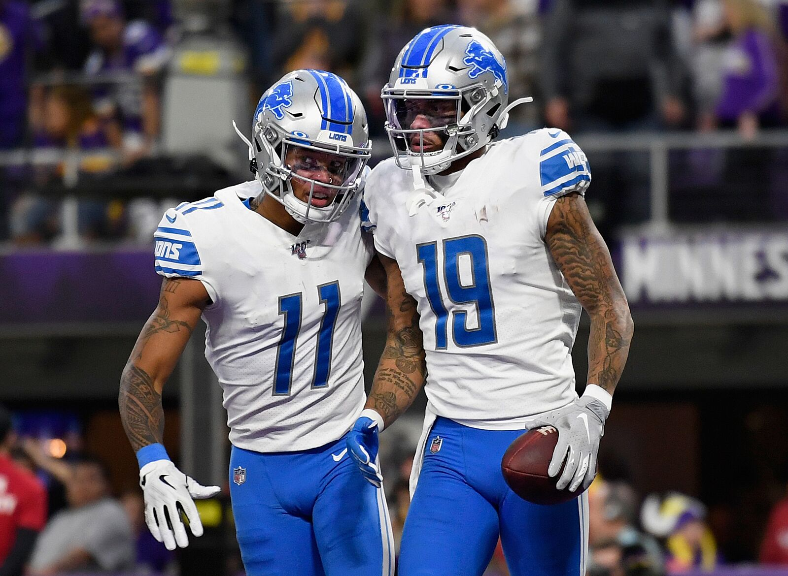 Lions vs. Buccaneers: 4 numbers you should know before Sunday