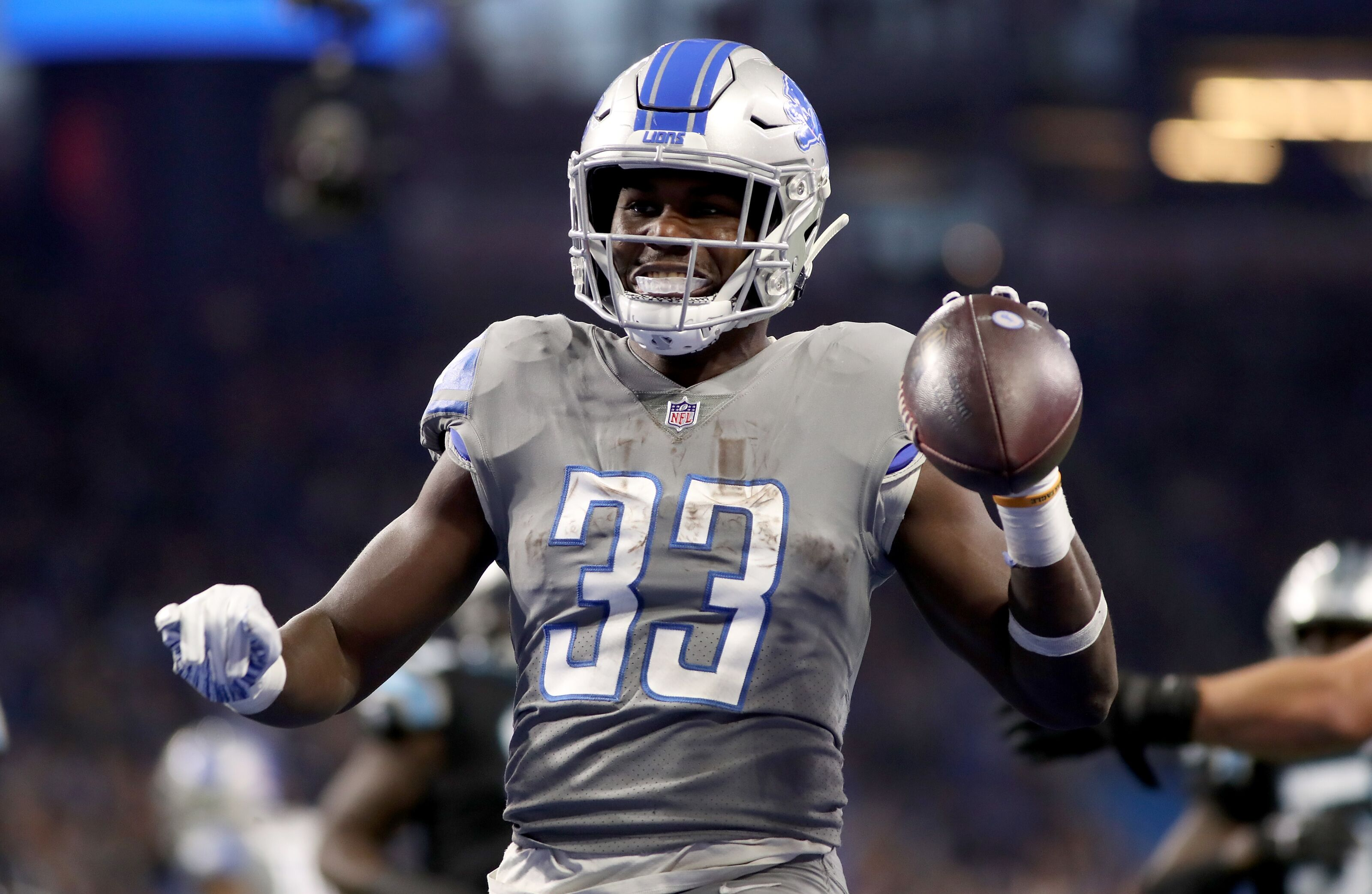 The Detroit Lions need Kerryon Johnson to return quickly 5c5881fde