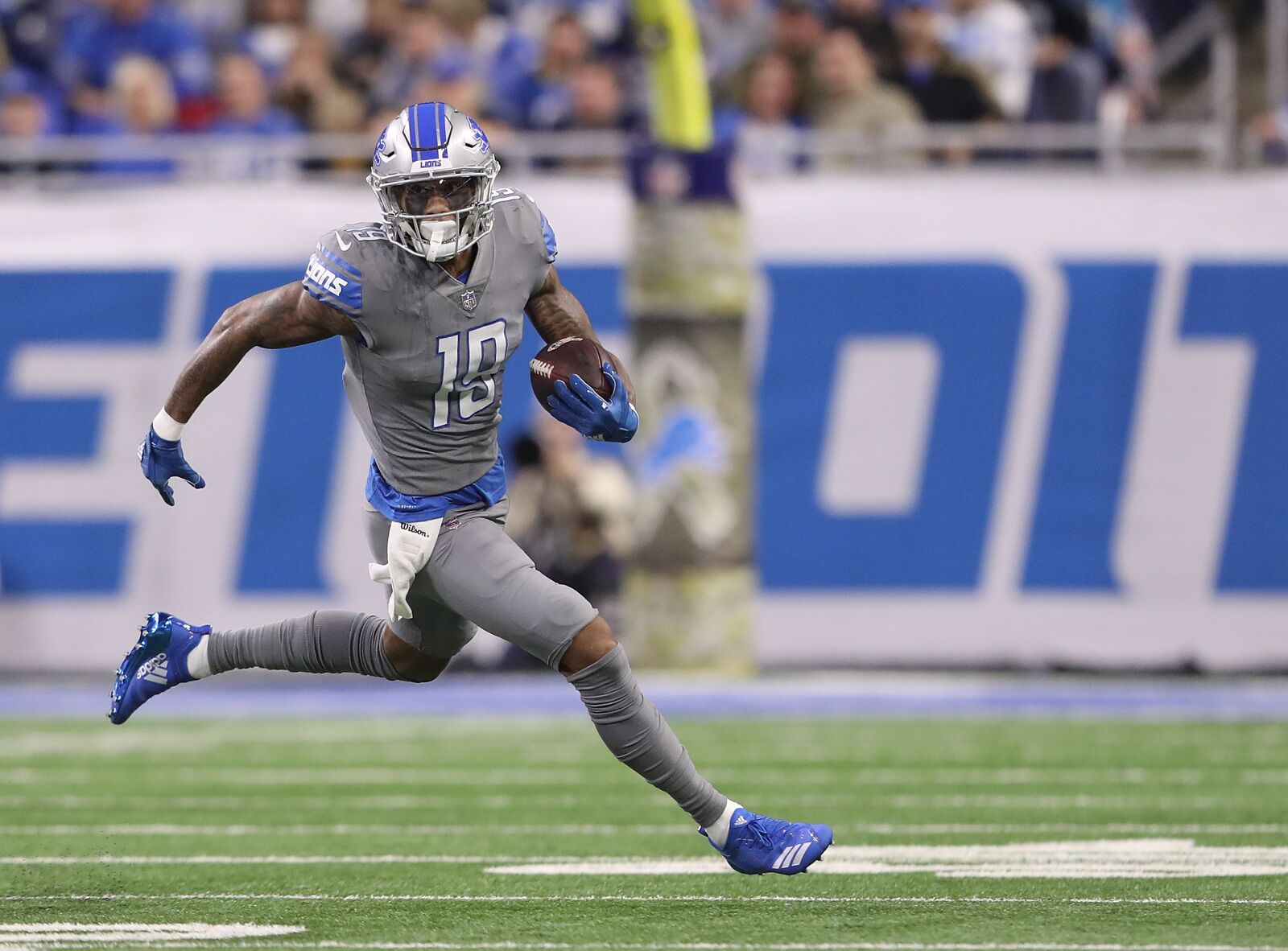 Detroit Lions: What to expect from Kenny Golladay in 2019