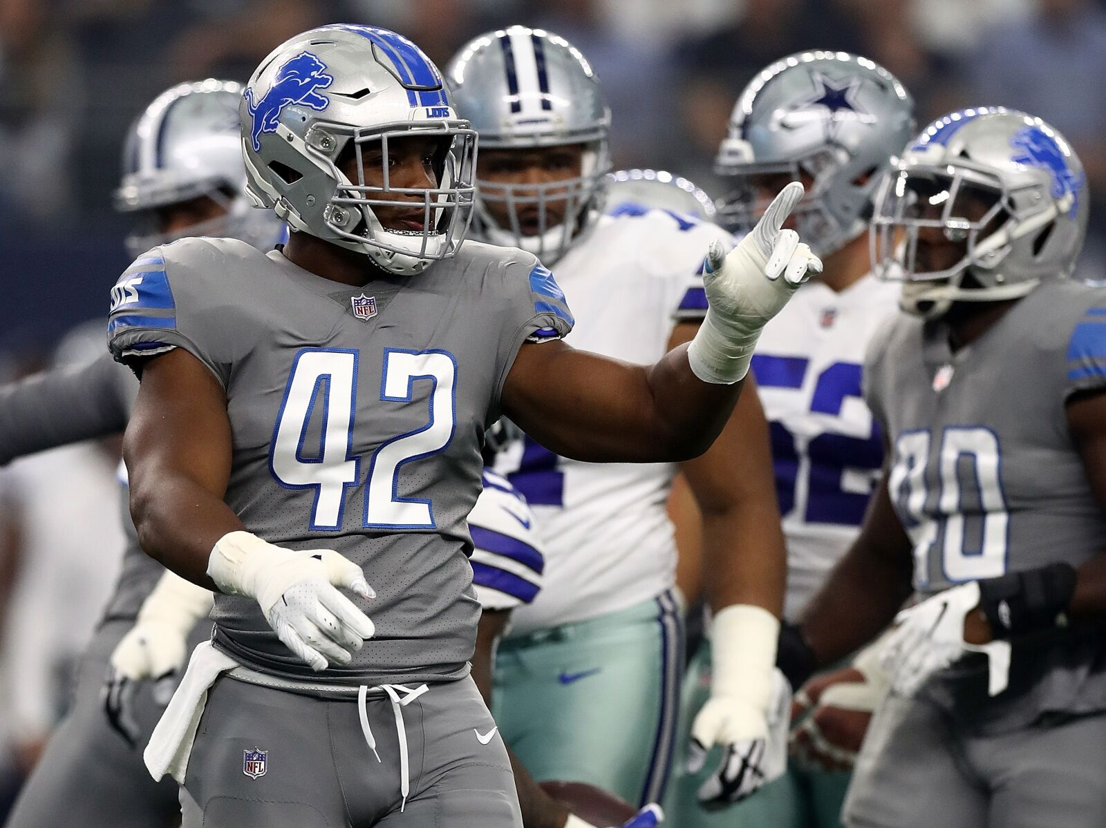 huge discount 67ae7 61ec5 Detroit Lions: What will Devon Kennard's role be in 2019?