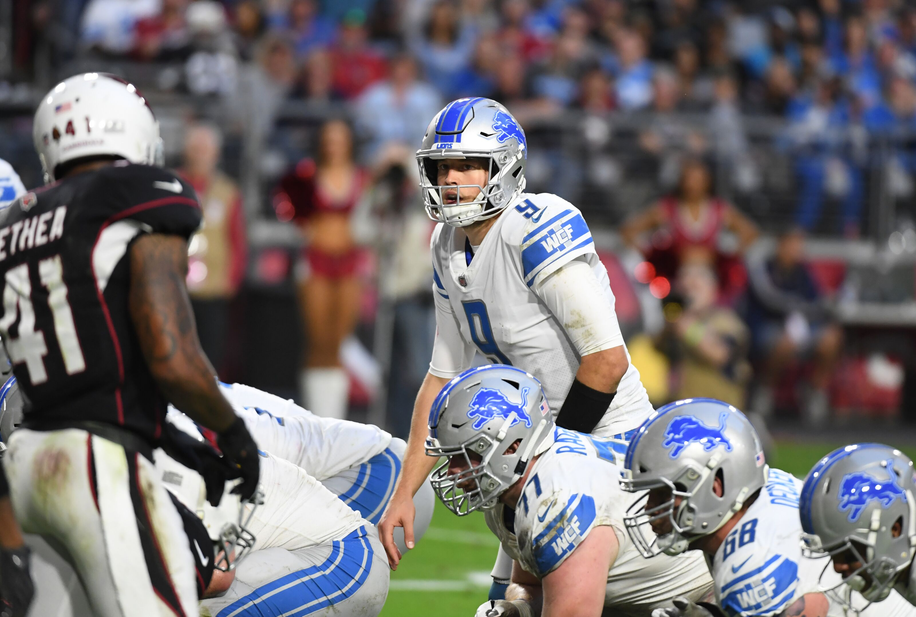 Detroit Lions offense reloaded and ready to compete in 2019