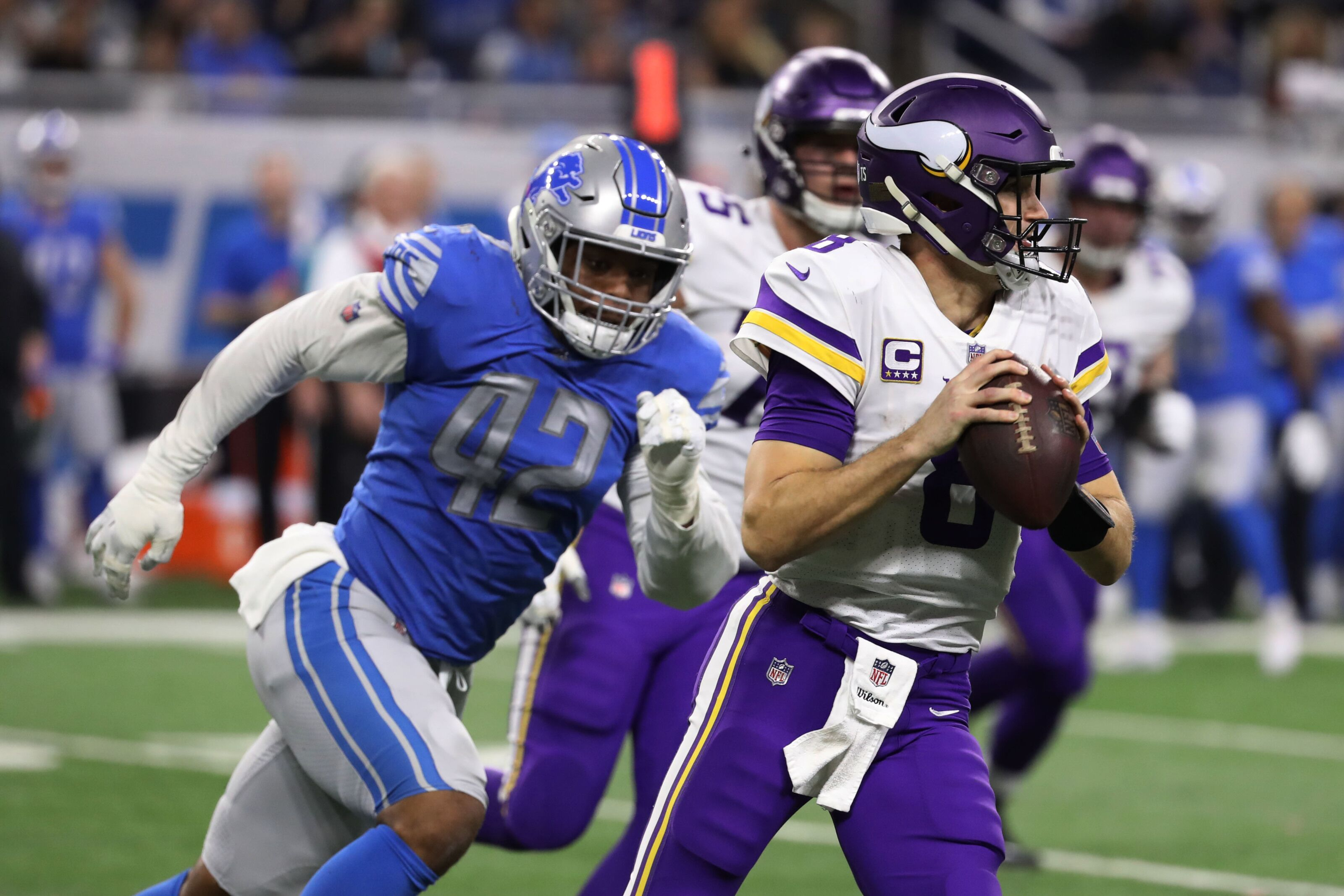 Why the Detroit Lions can go from worst to first in 2019