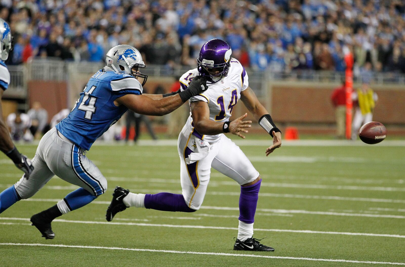Remember the least convincing goal-line stand in Detroit Lions history?