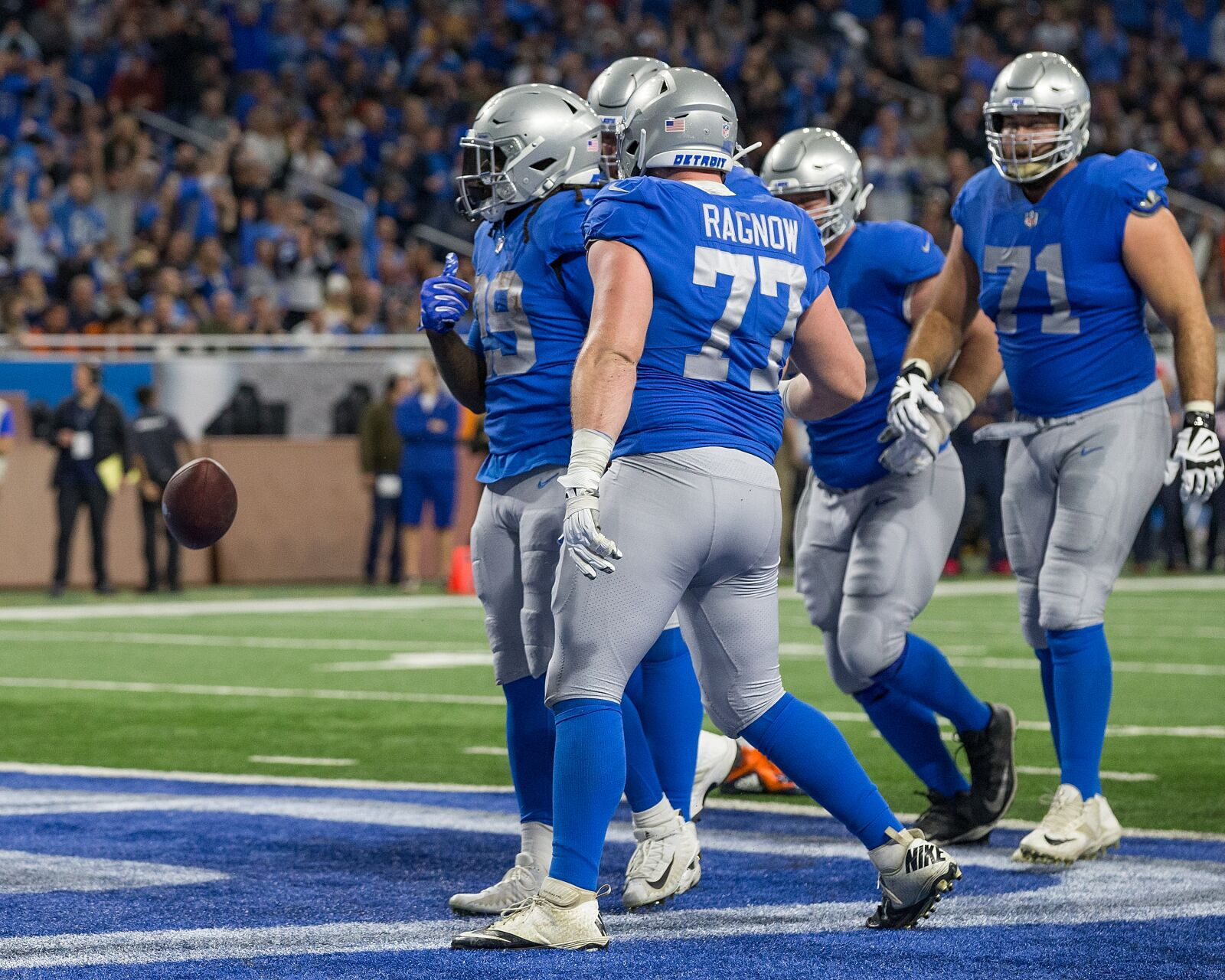 Bob Quinn hit big on this Detroit Lions first round draft pick