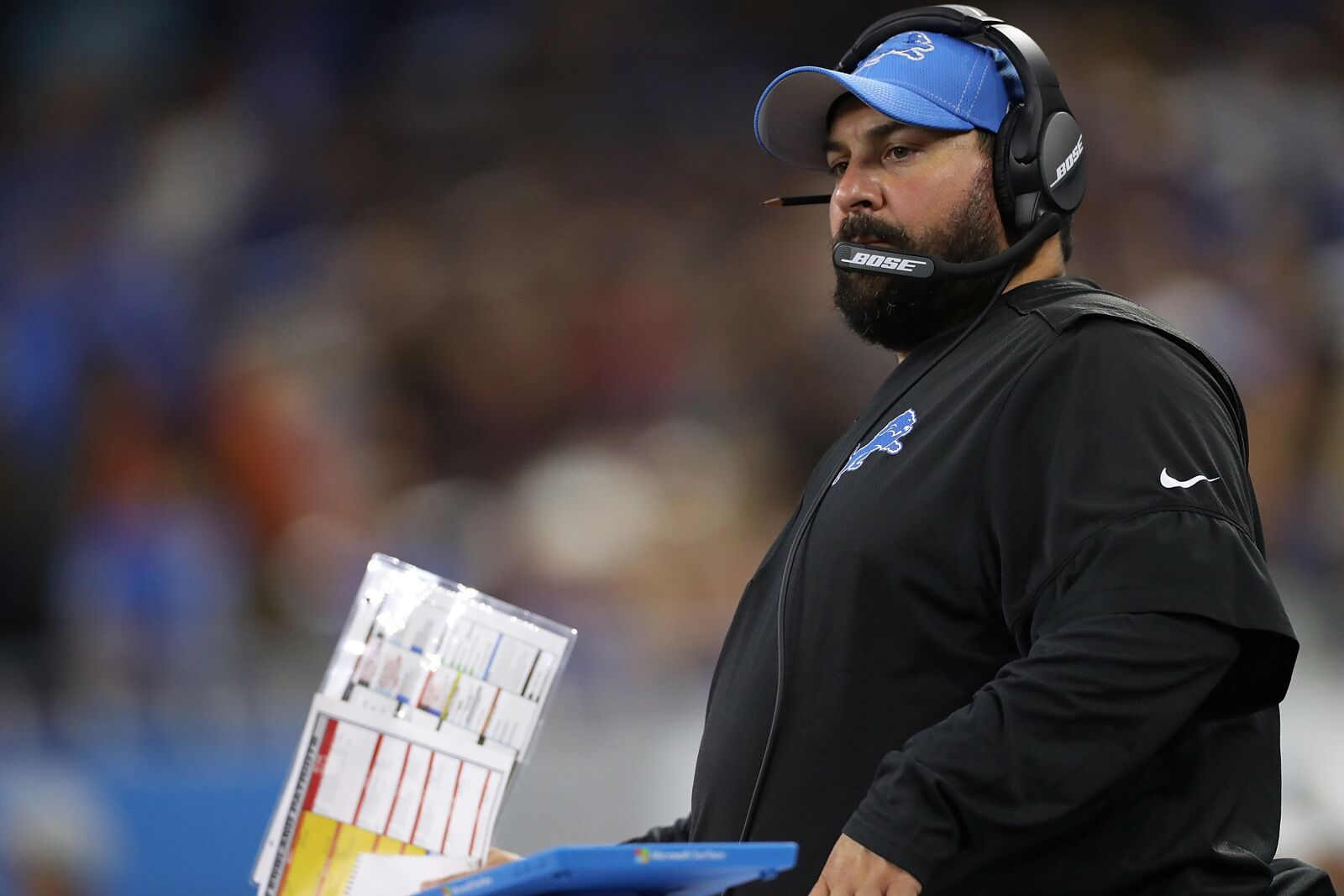 Detroit Lions: Key for Matt Patricia is pressure without blitzing
