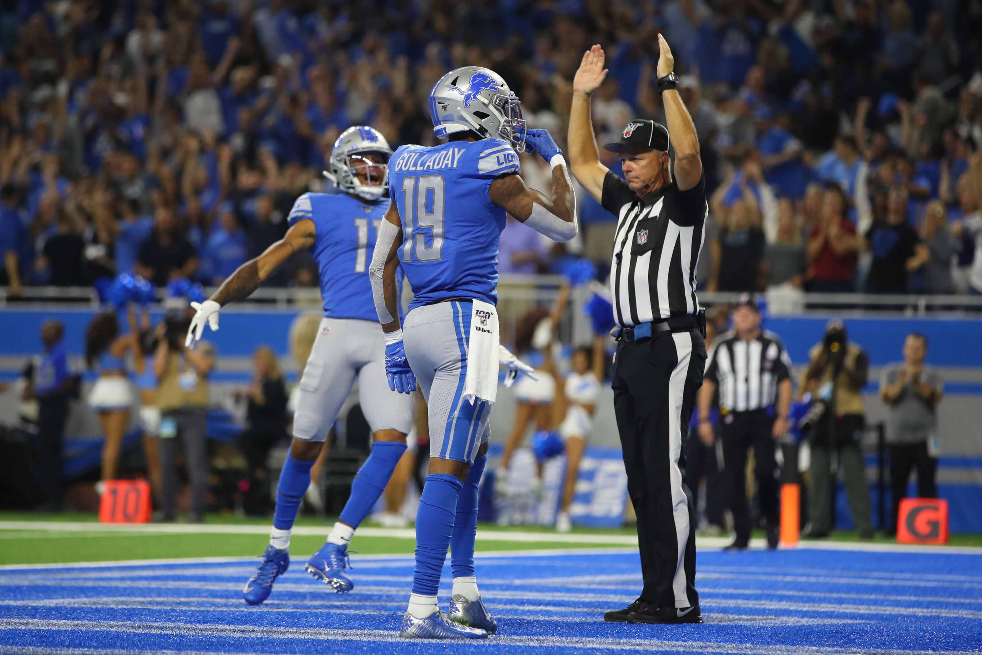 Lions over Chargers: Clutch throws, kicking woes, and more observations