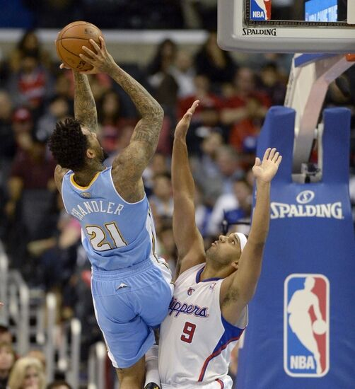 Nuggets X Clippers: NBA Offseason: Projecting Lineup Position Battles