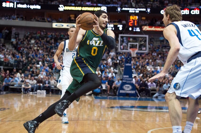 NBA Trade Rumors: Enes Kanter Has Asked For A Trade From ...