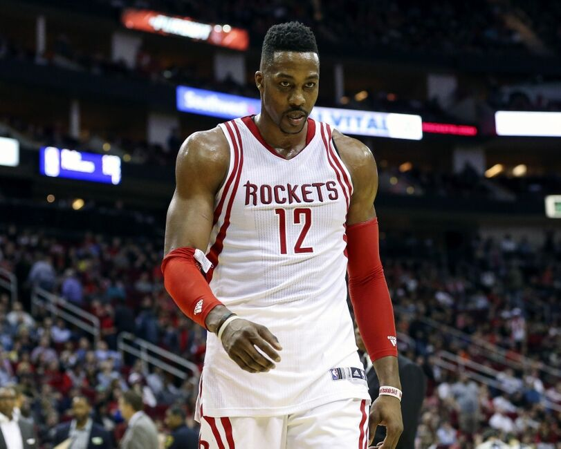 NBA Trade Rumors: Houston Rockets - 74.5KB