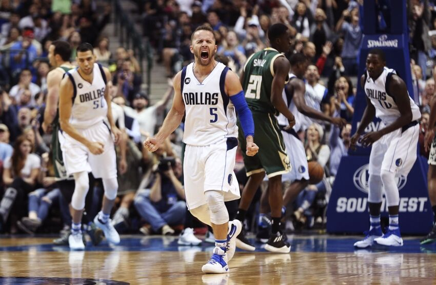 Dallas Mavericks J J Barea Is Playing The Best