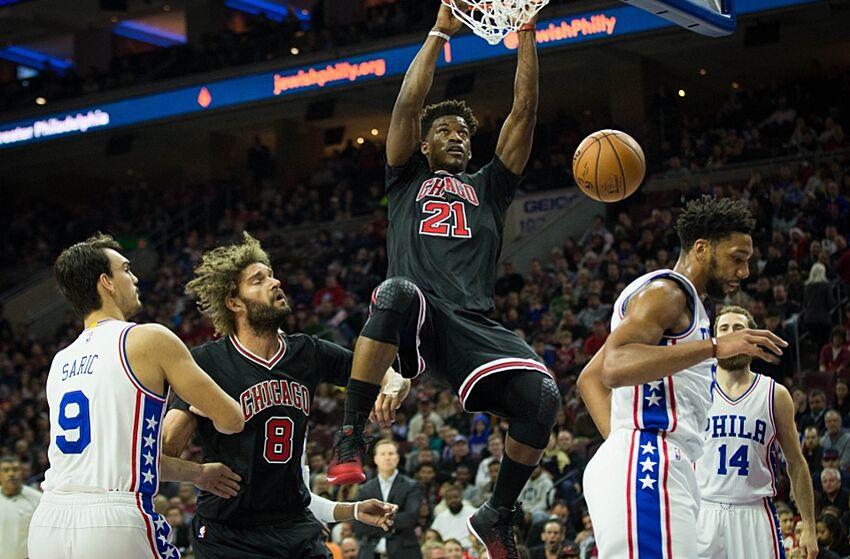 NBA Trade Rumors: Are The Chicago Bulls Shopping Jimmy Butler?