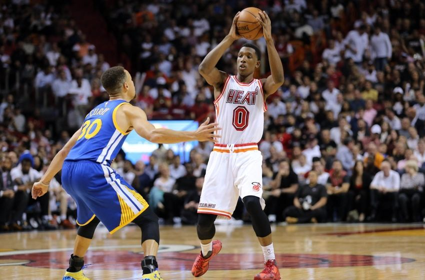 promo code b3c36 b74c4 Miami Heat: Josh Richardson A Building Block For The Future