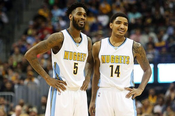 big sale e3008 93708 Denver Nuggets 2016-17 Season Outlook: Young Team Looking Up