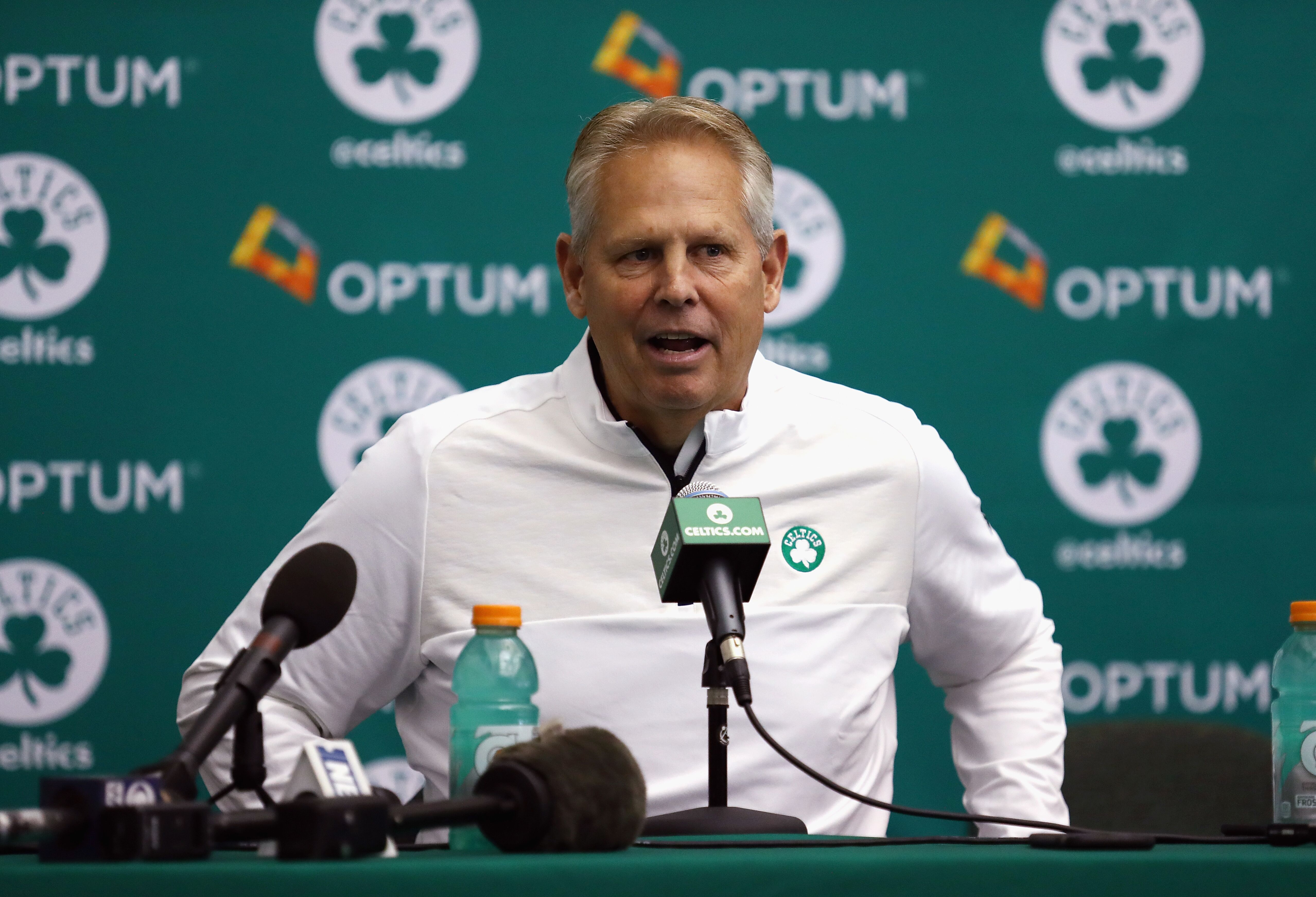 Boston Celtics: No team had a bigger fall from grace in past year than the C's