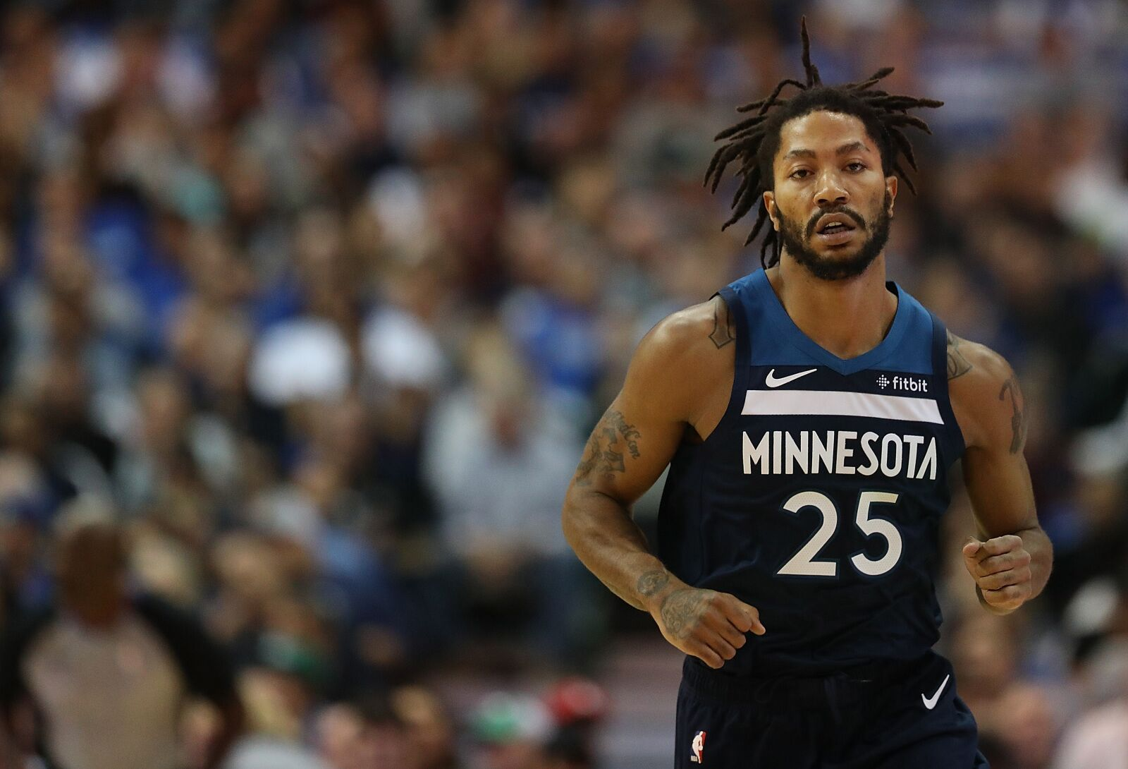 91bd083b131 Minnesota Timberwolves  Derrick Rose could be the Sixth Man of the Year